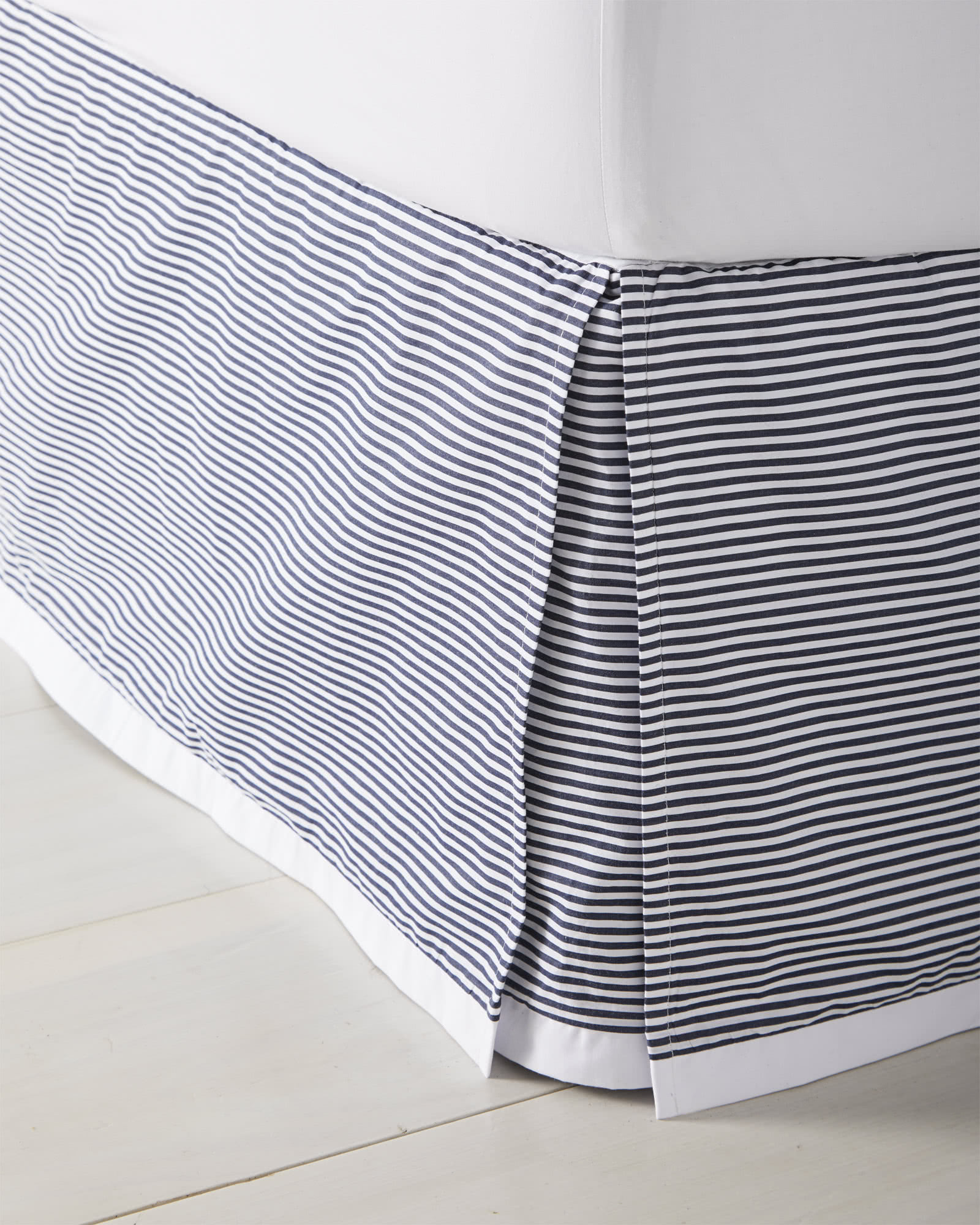 Oxford Stripe Bedskirt,