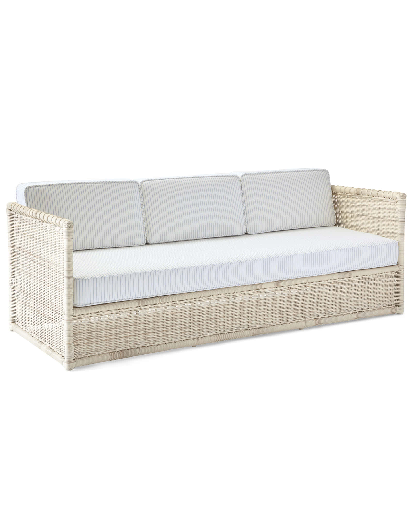 Pacifica Sofa Driftwood Serena & Lily