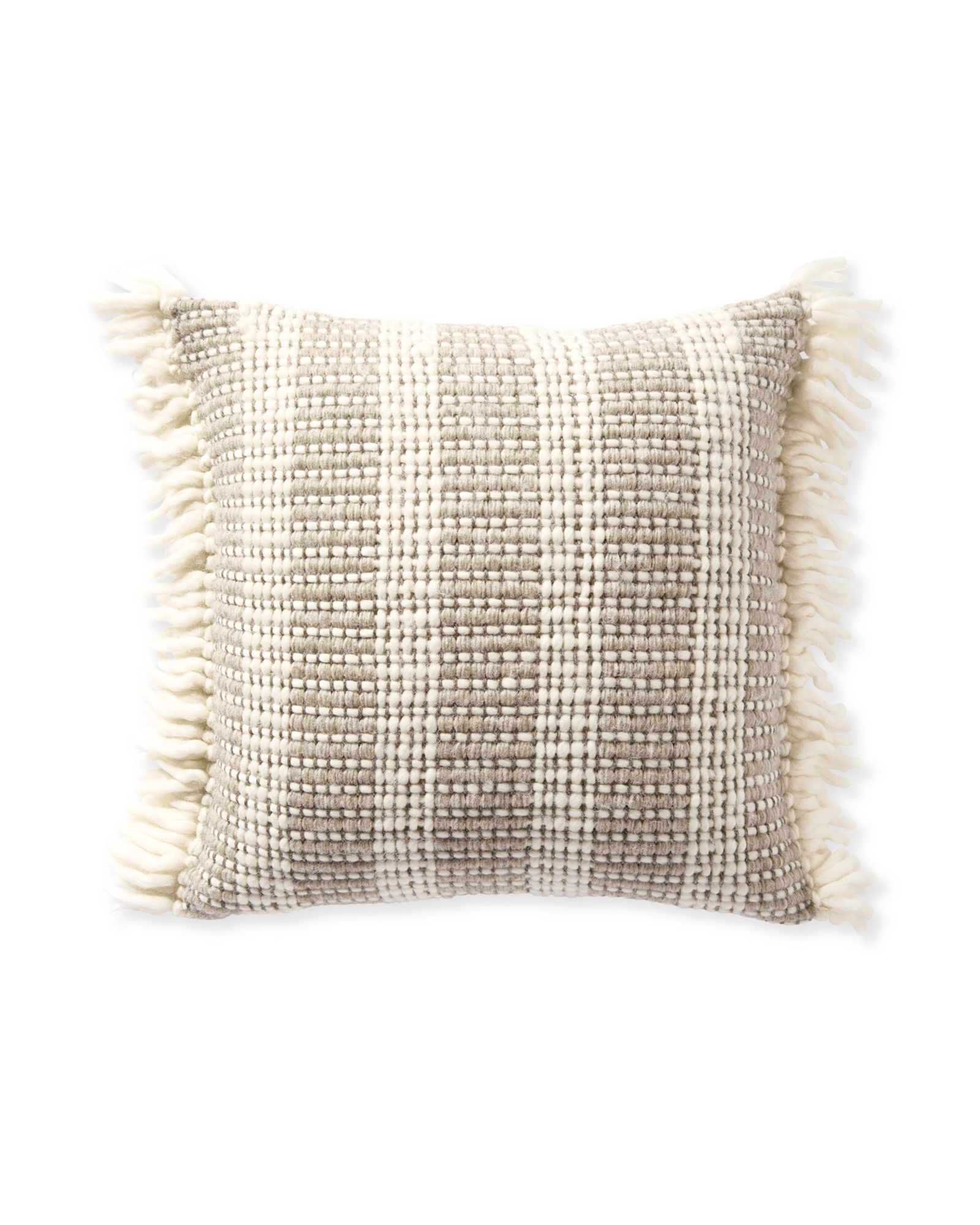 Highland Pillow Cover, Sand