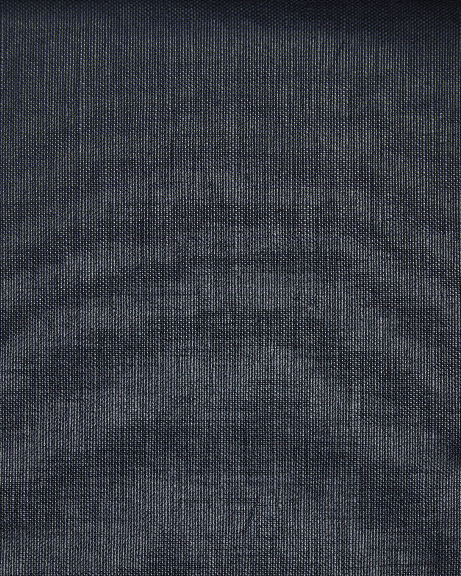 Glazed Cotton / Linen Blend - Navy,