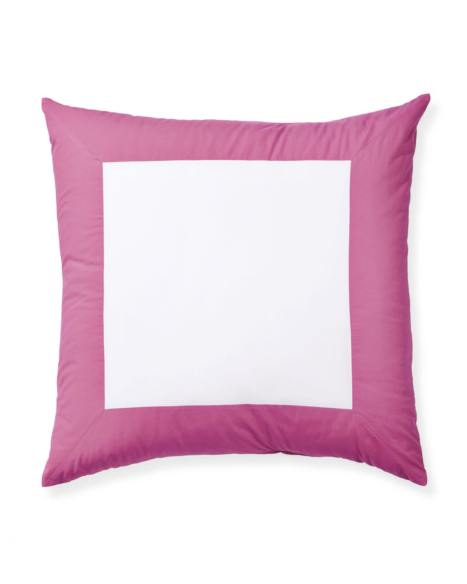 Color Frame Standard Sham, Juice