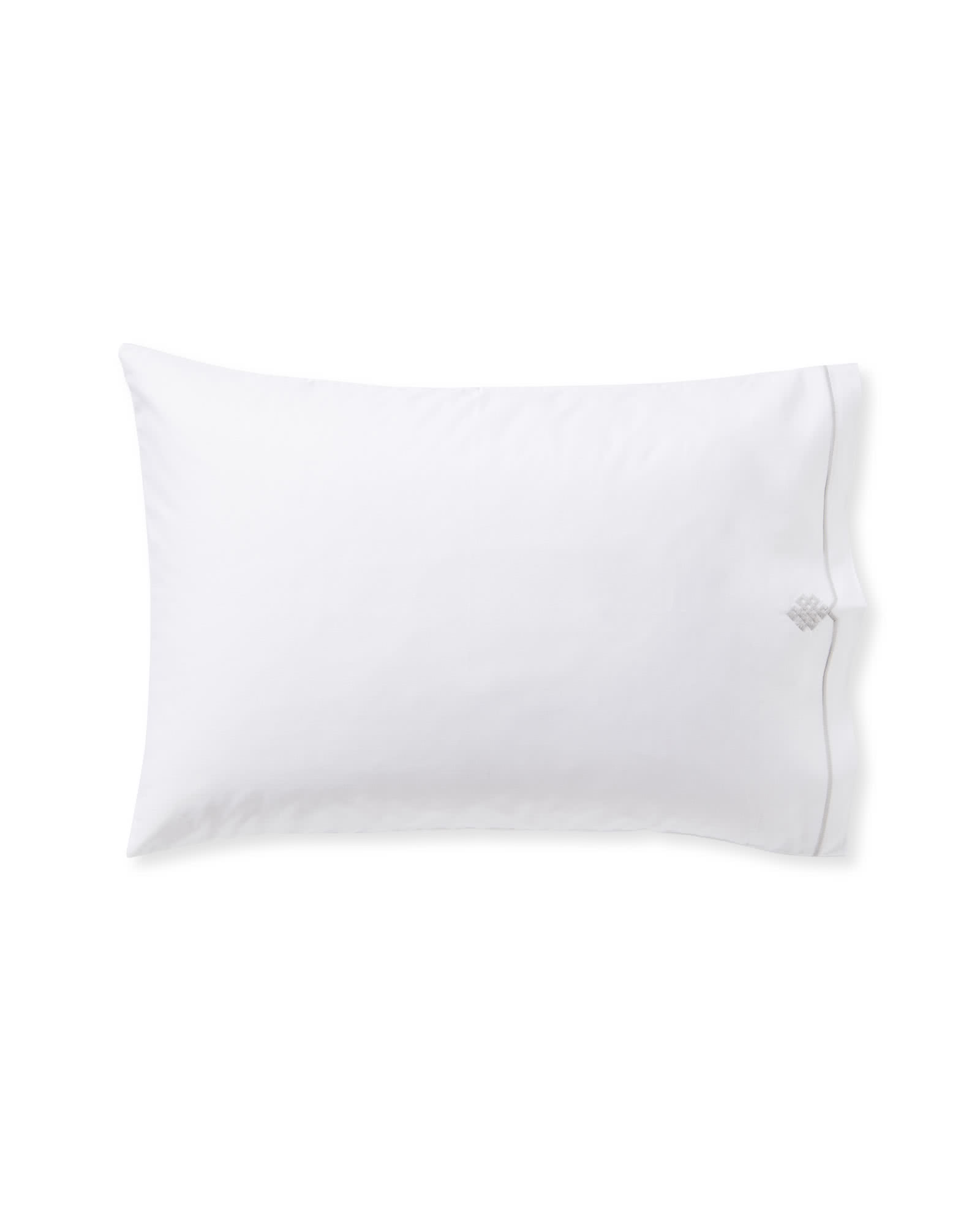 Soho Pillowcases (Set of 2), Fog