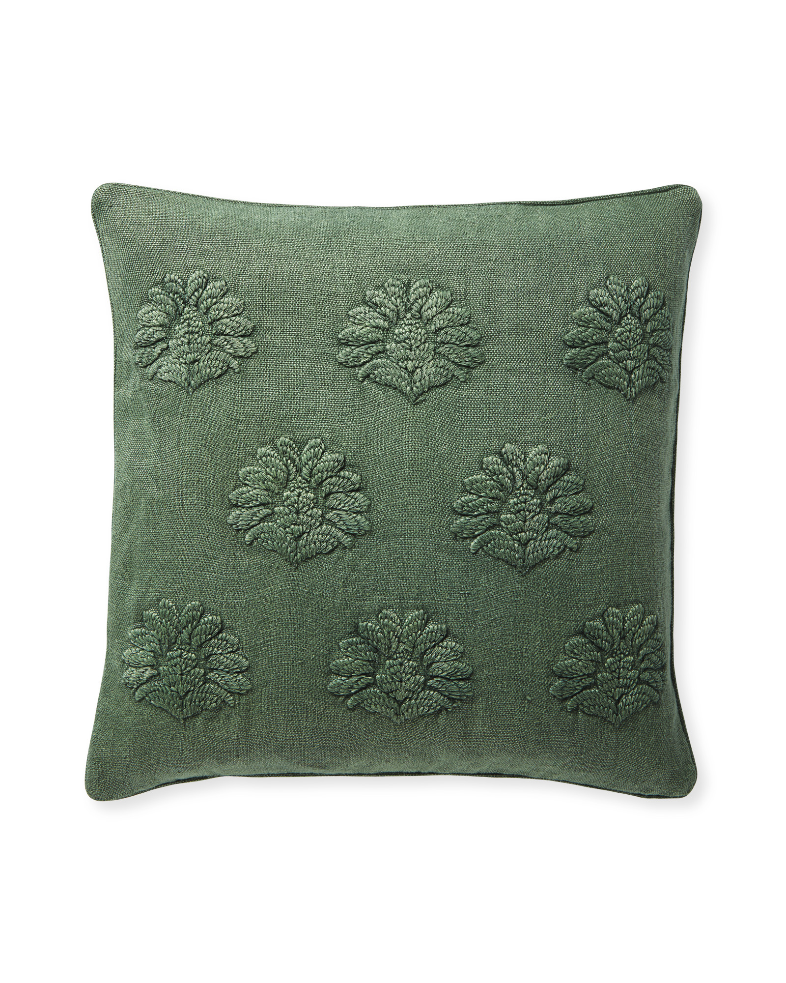 Miramonte Pillow Cover, Moss