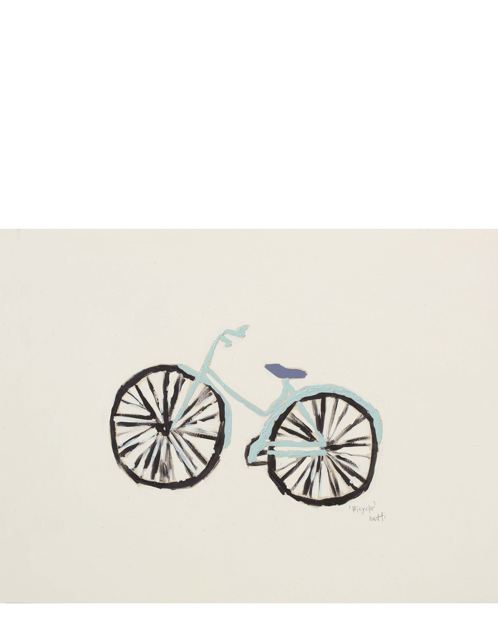 """Bicycle"" by Holly Addi,"