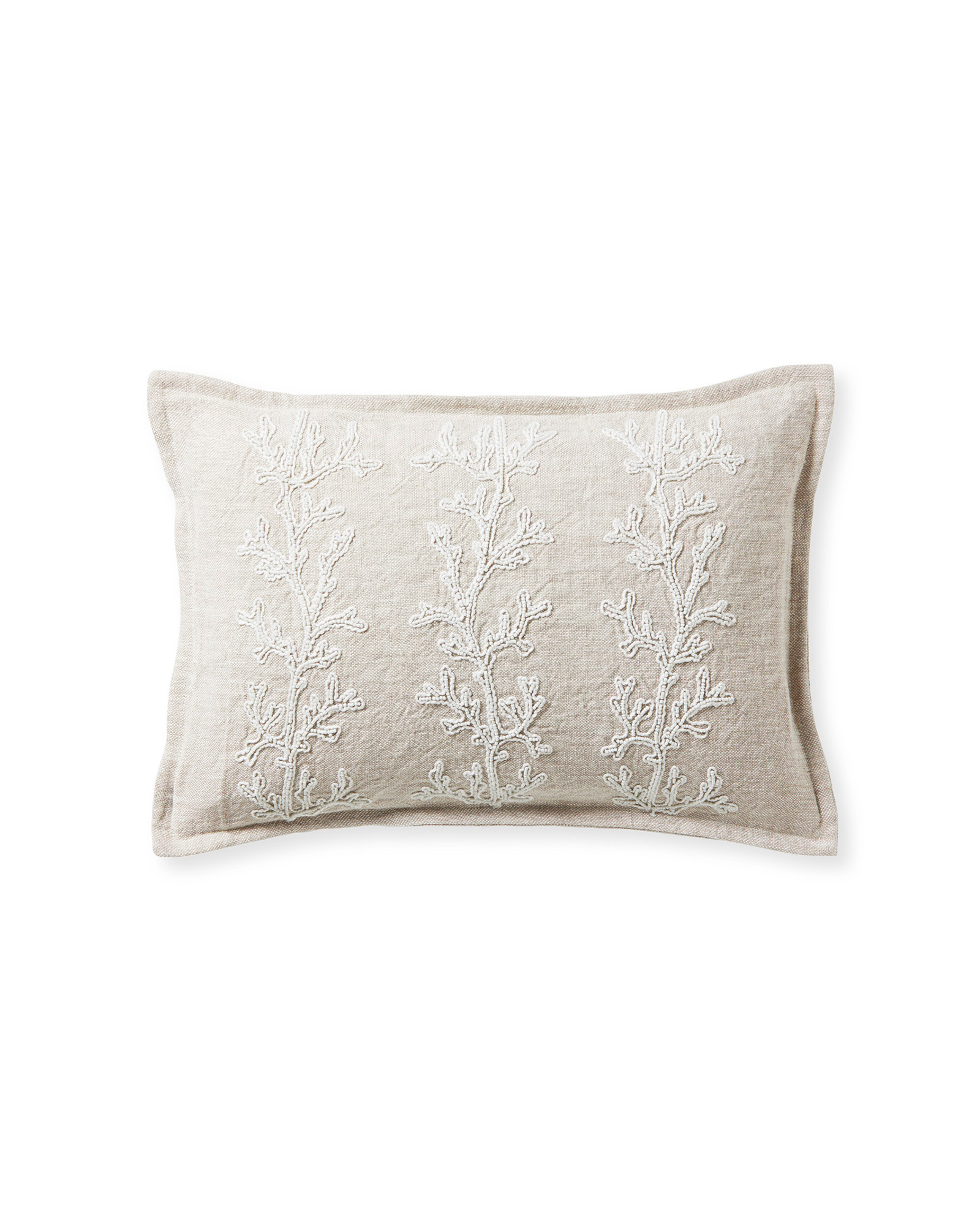 Beach Bay Pillow Cover, Sand