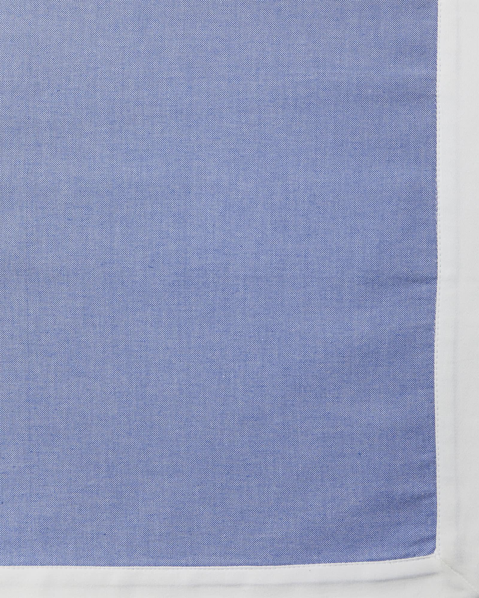 Wainscott Oxford Weave Bedding Swatch, Chambray
