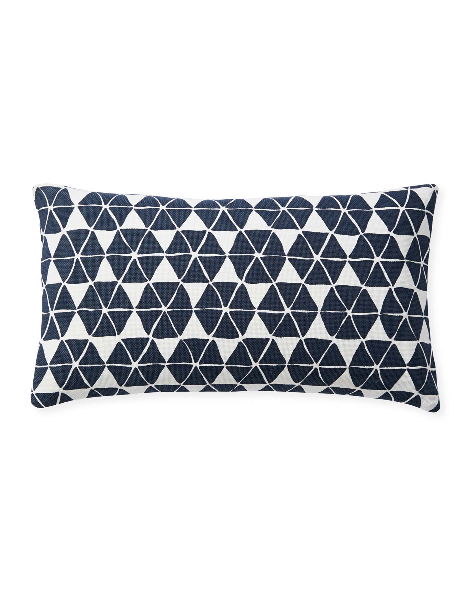 Citrus Outdoor Pillow Cover, Midnight