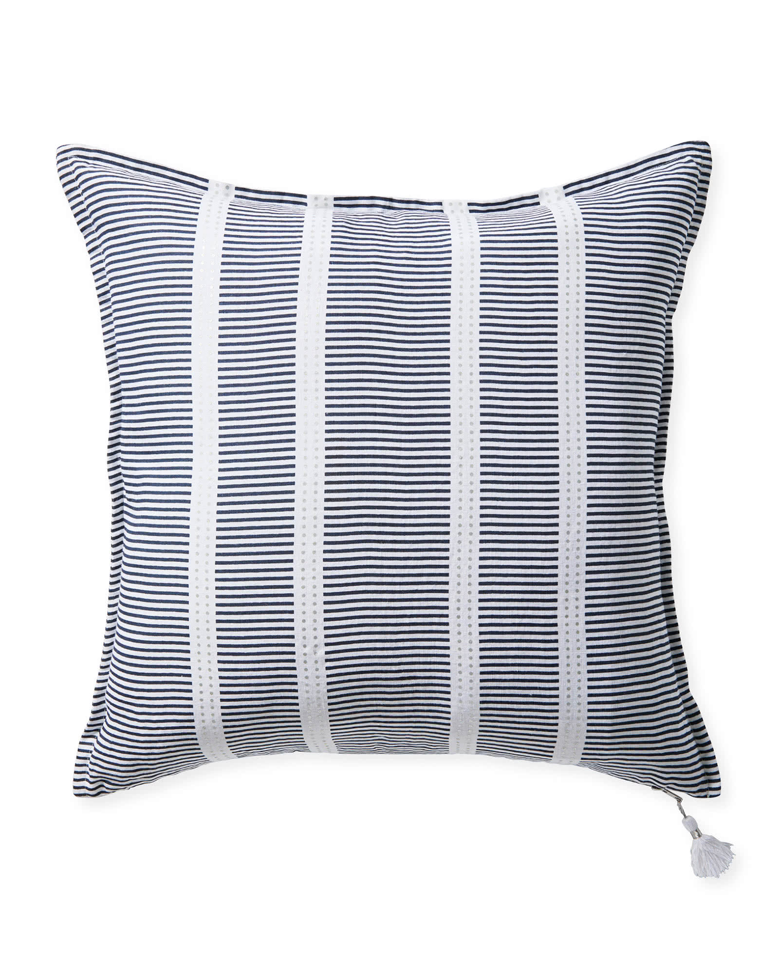 Piedmont Pillow Cover, Navy