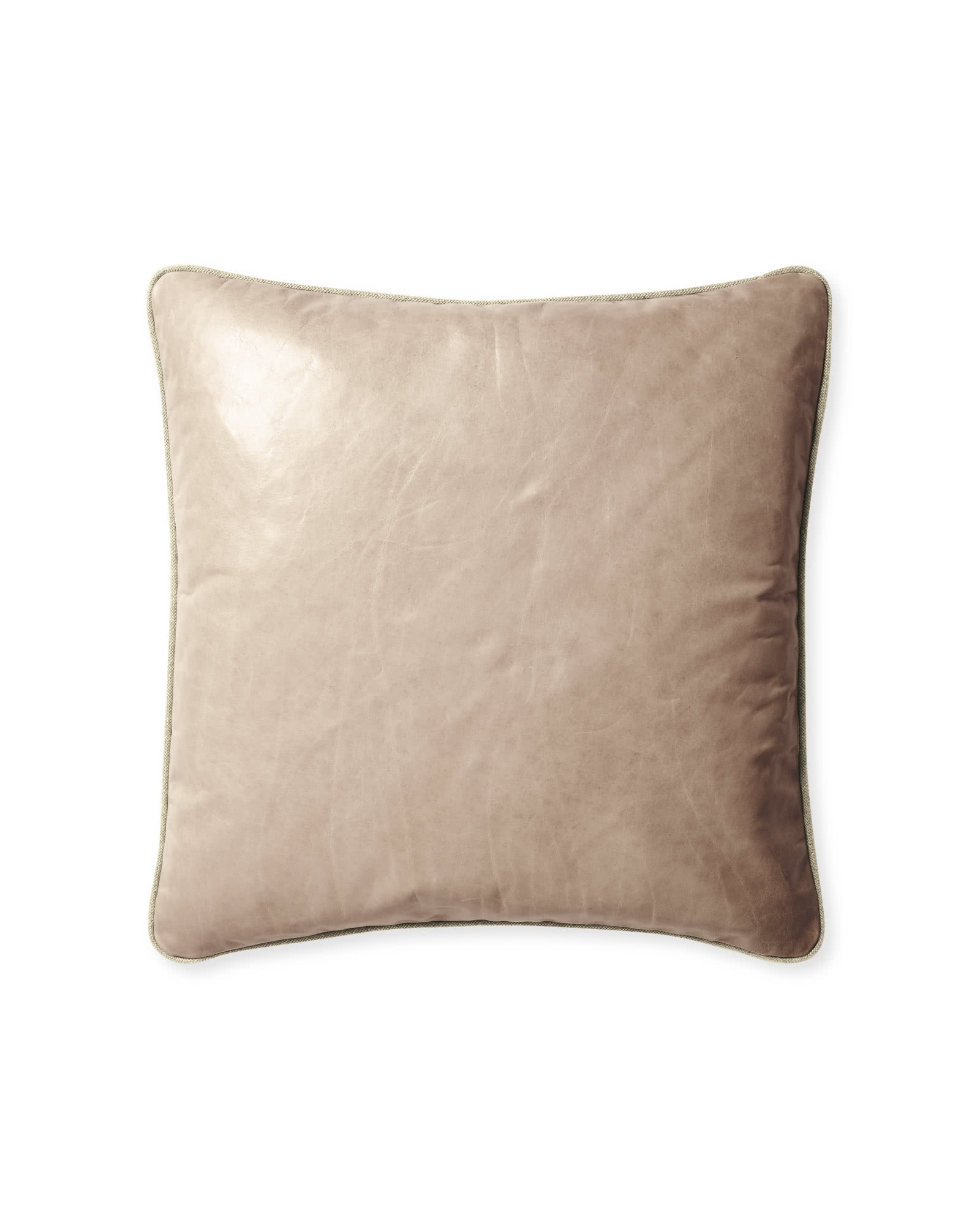 Leather Pillow Cover Serena Amp Lily