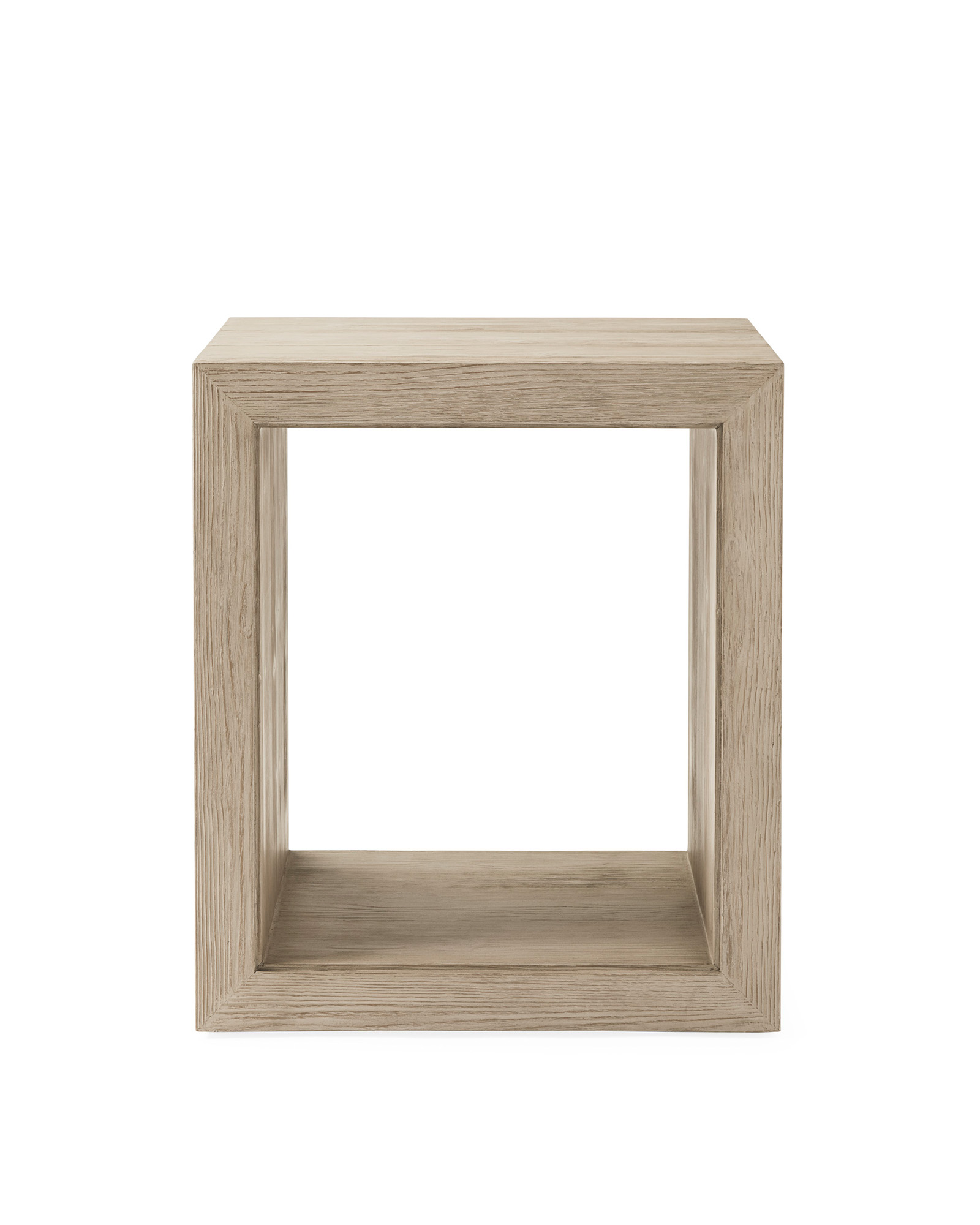 Atelier Side Table, Sunbleached Pine
