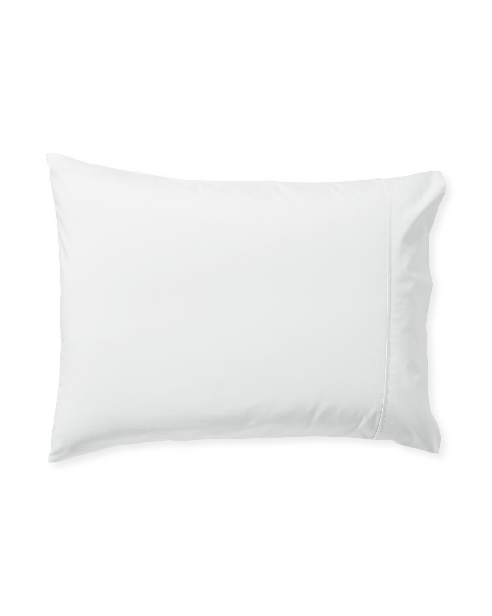 Beach Club Pillowcases (Extra Set of 2), White