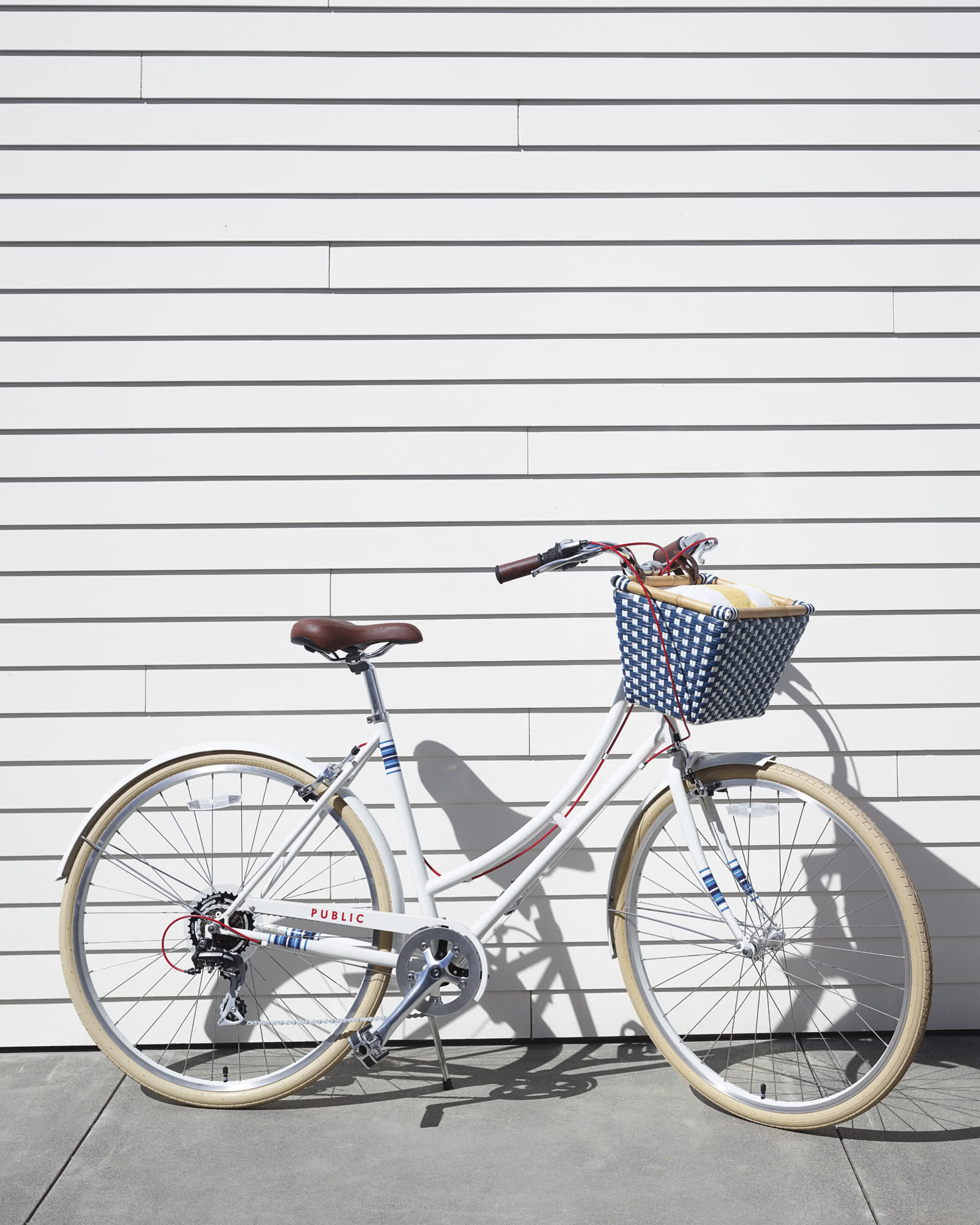 Limited-Edition PUBLIC® C7 Bike