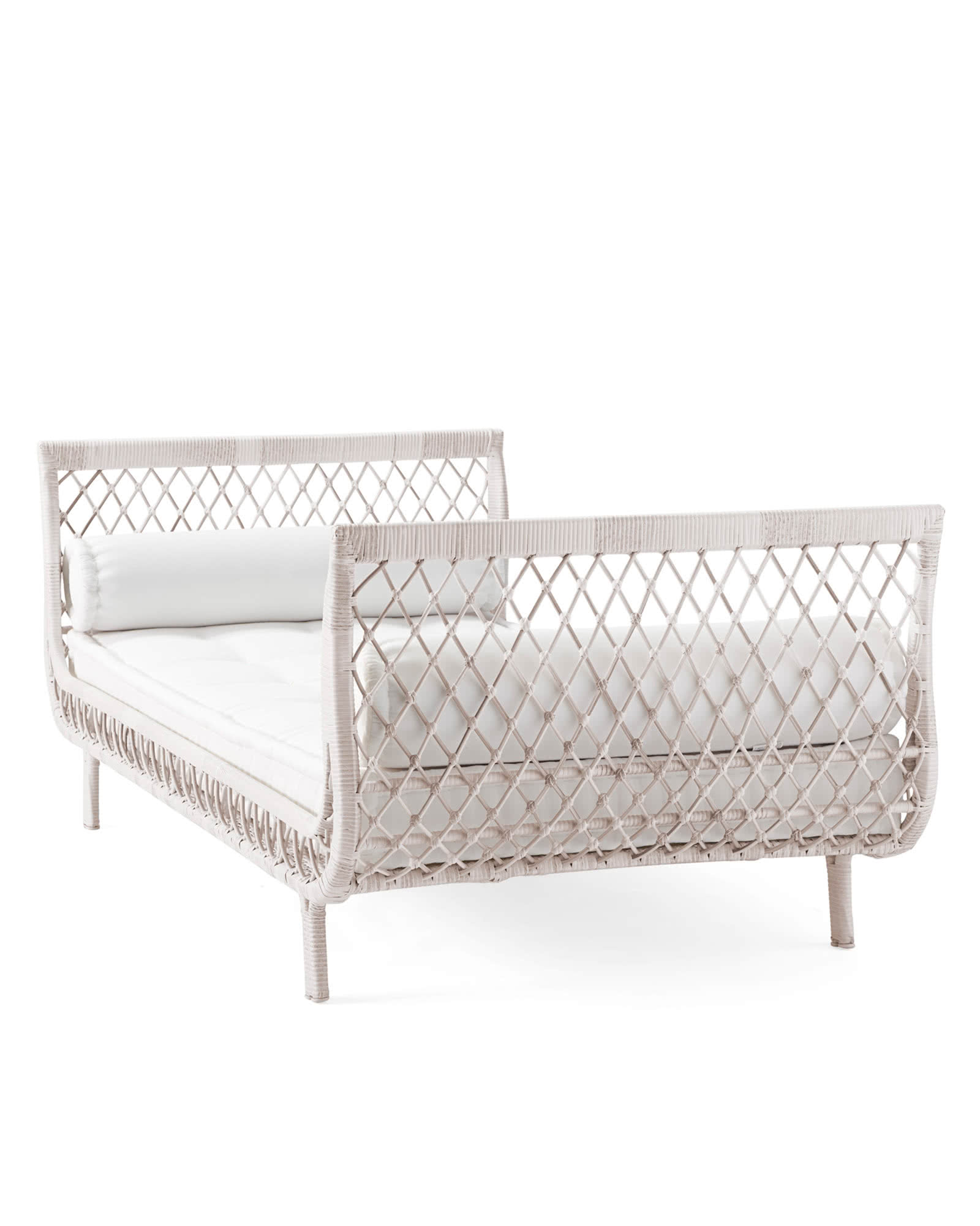 Capistrano Outdoor Daybed - Driftwood,