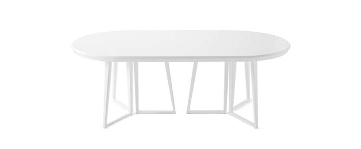 Downing Oval Dining Table, ...