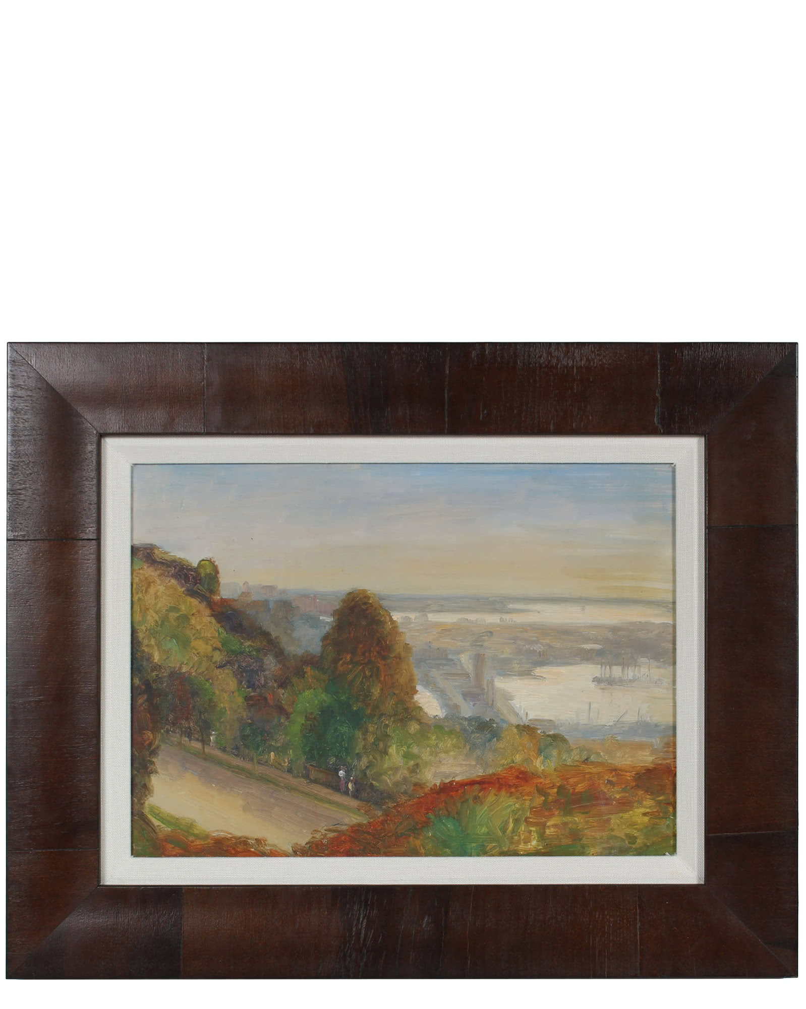 """Seattle Coastal View"" by Duncan Davidson,"
