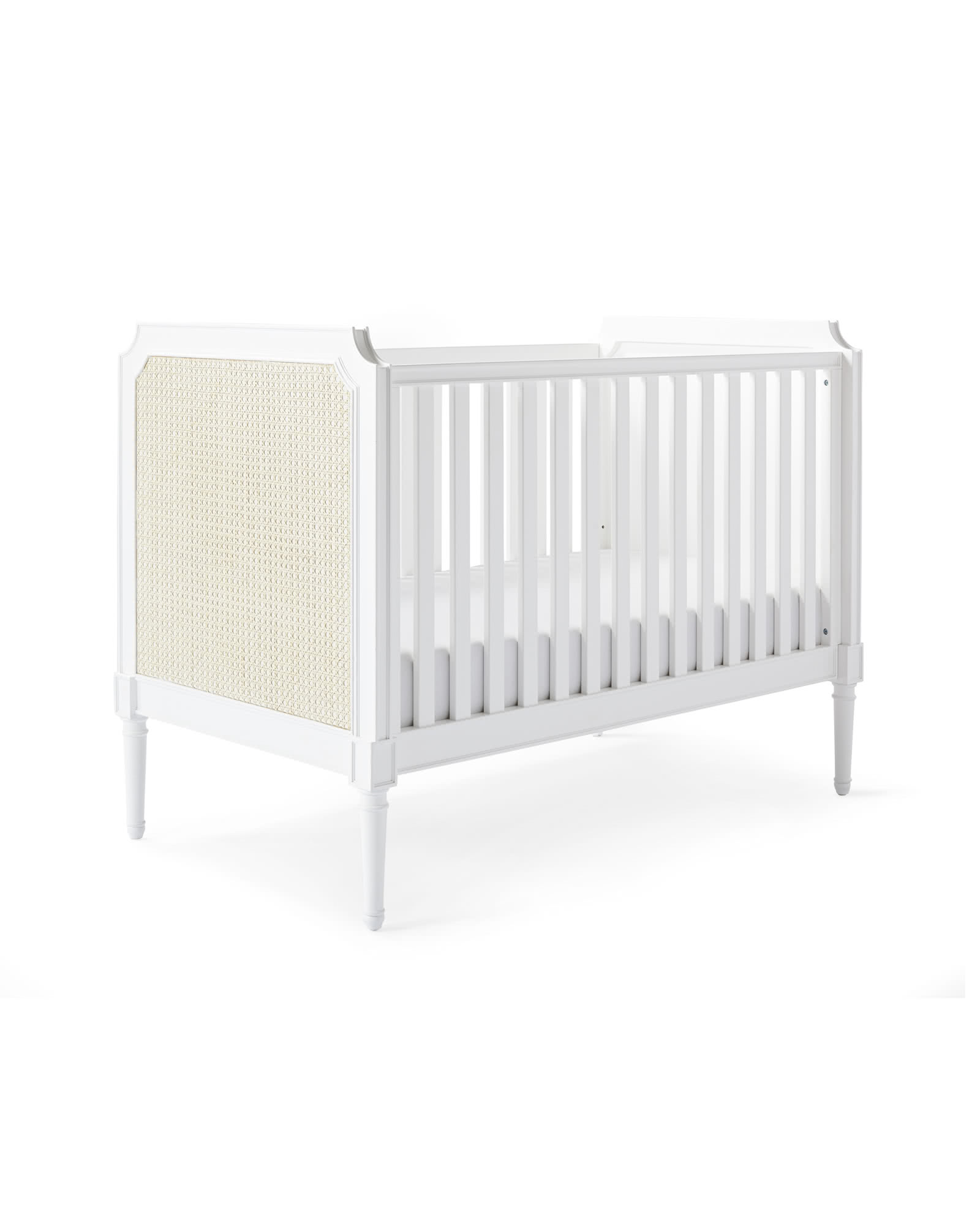 Harbour Cane Convertible Crib,