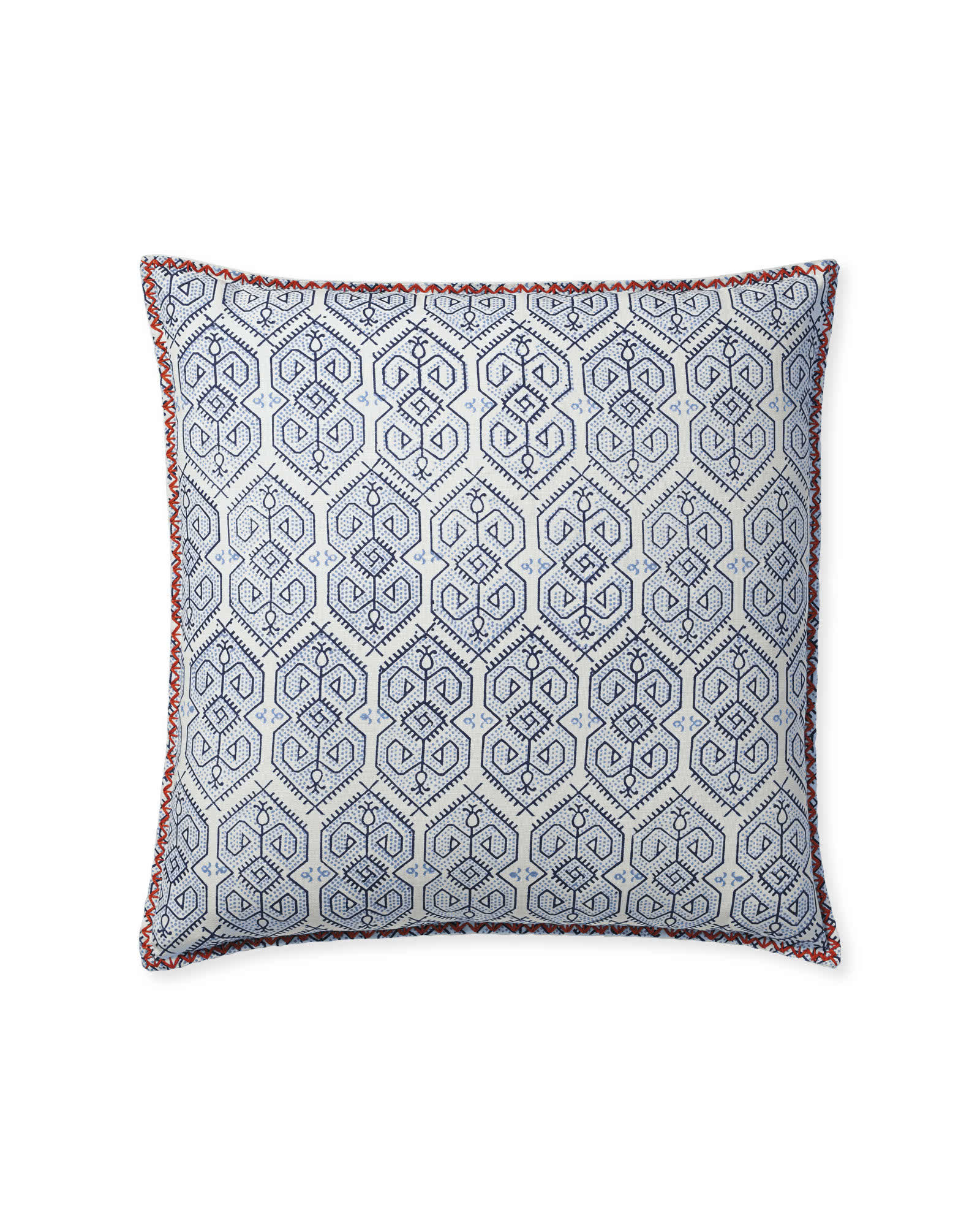 Jamesport Pillow Cover, Navy