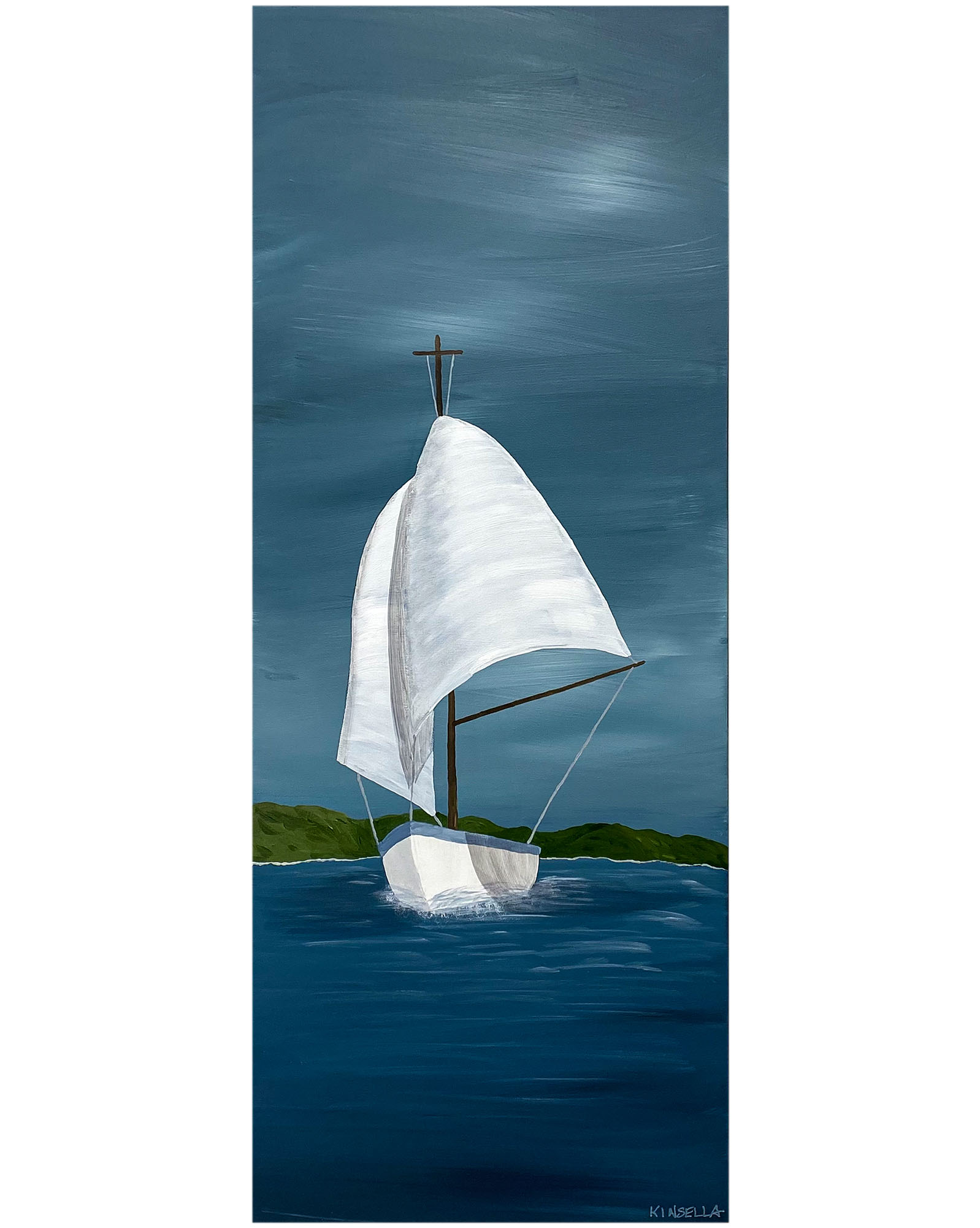 """""""Go with the Wind"""" by Susan Kinsella,"""