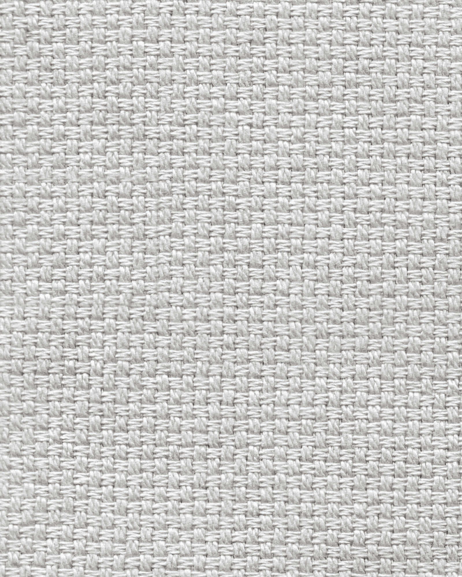 Basketweave Fabric - Fog, Fog