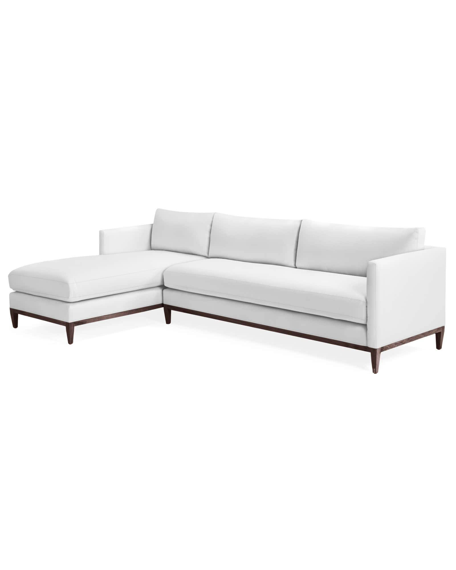 Barton Chaise Sectional - Left Facing,