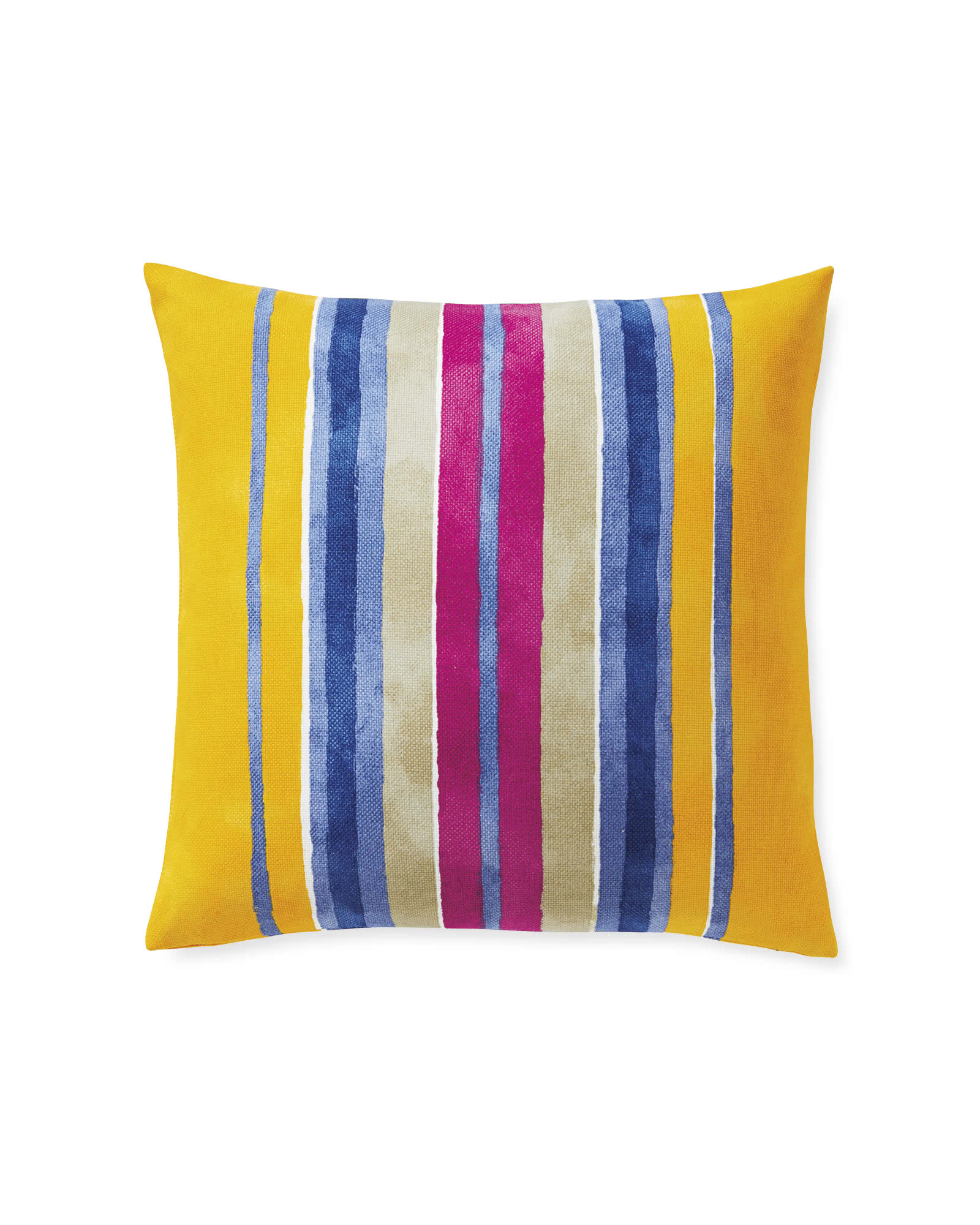 Sonoma Stripe Outdoor Pillow Cover Serena Lily