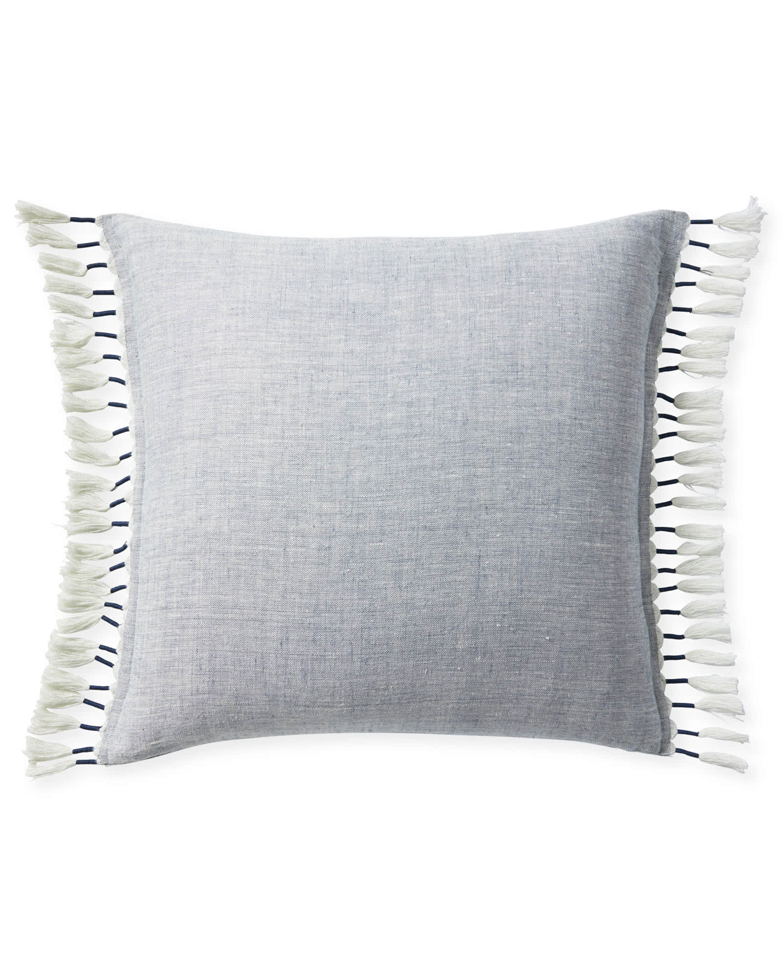 Topanga Pillow Cover, Blue