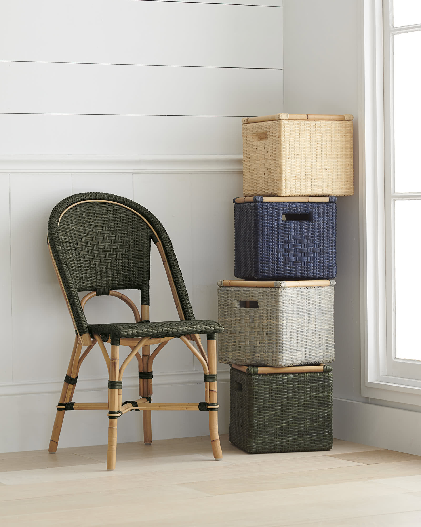 Sunwashed Riviera Side Chair, Grove