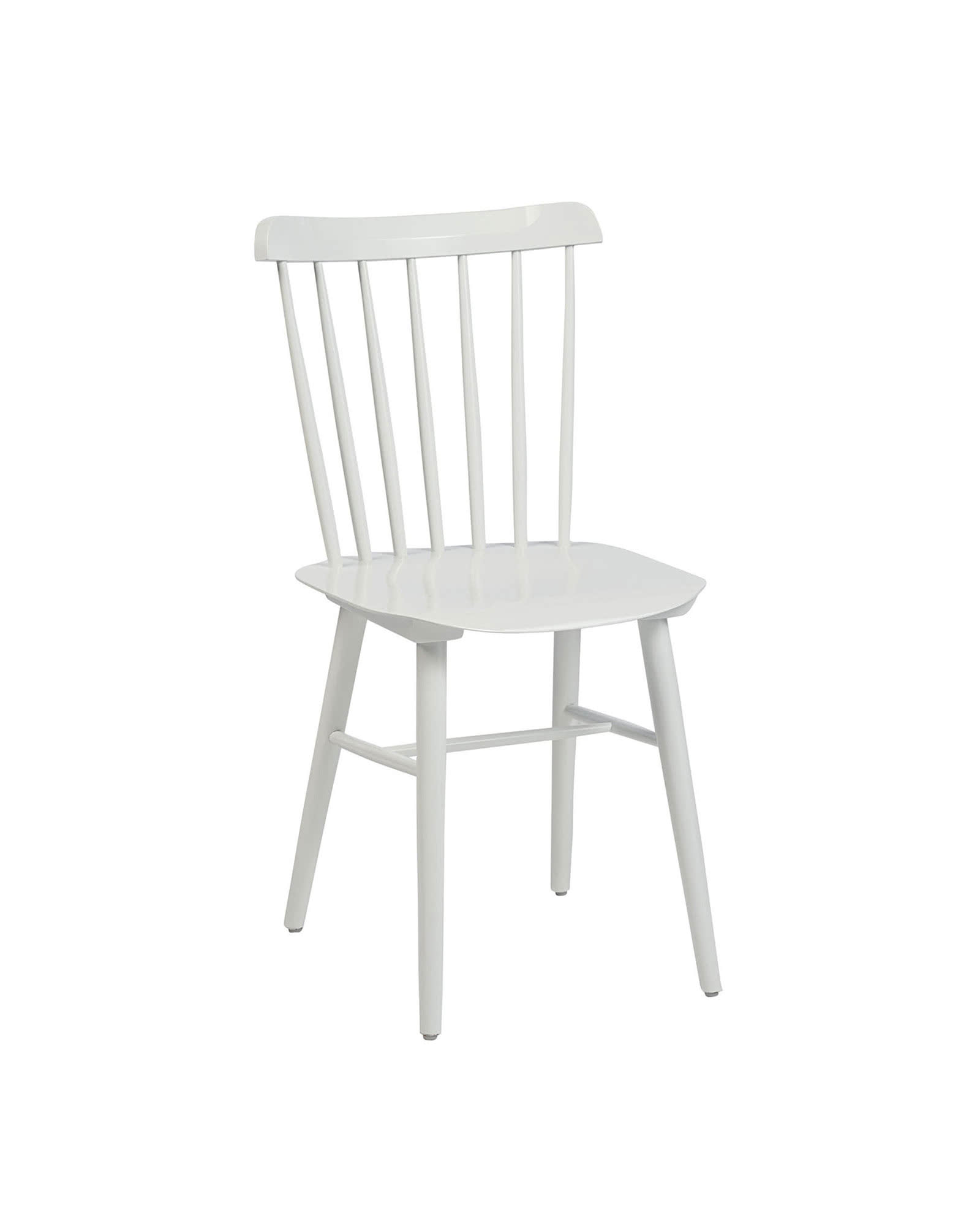 Tucker Chair, White
