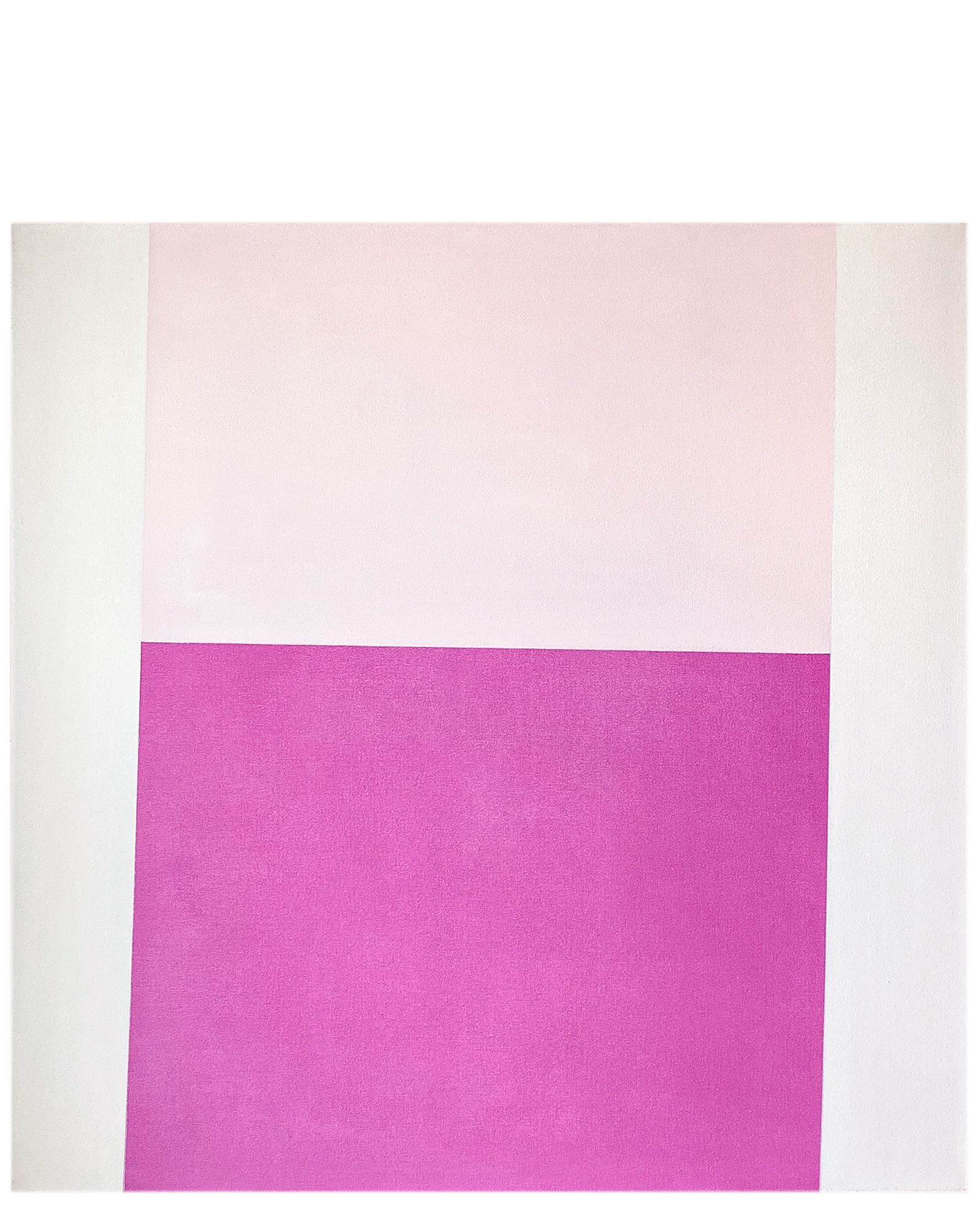 """""""Two-Tone, Pinks"""" by Laurie Fisher,"""
