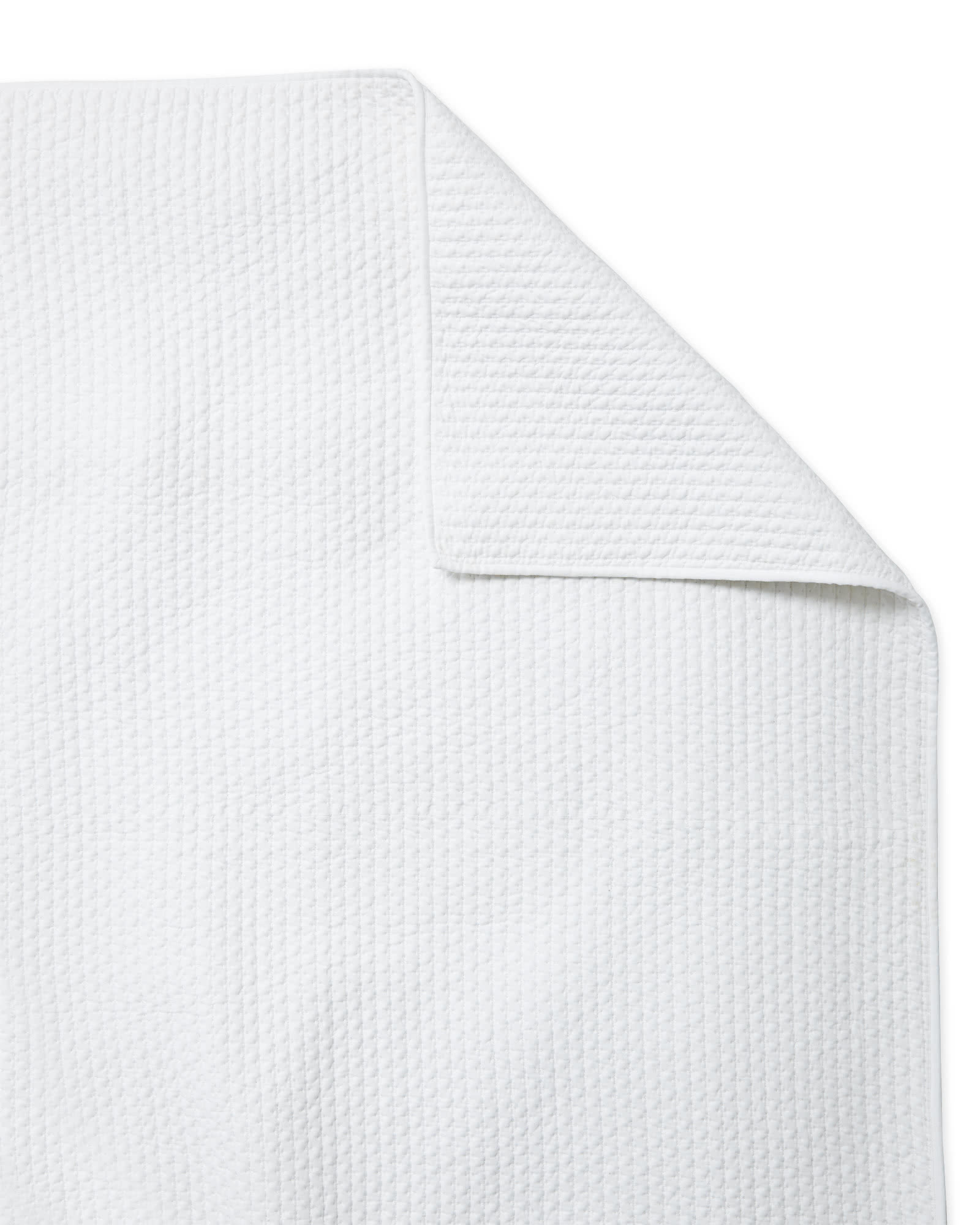 Westwood Quilt, White