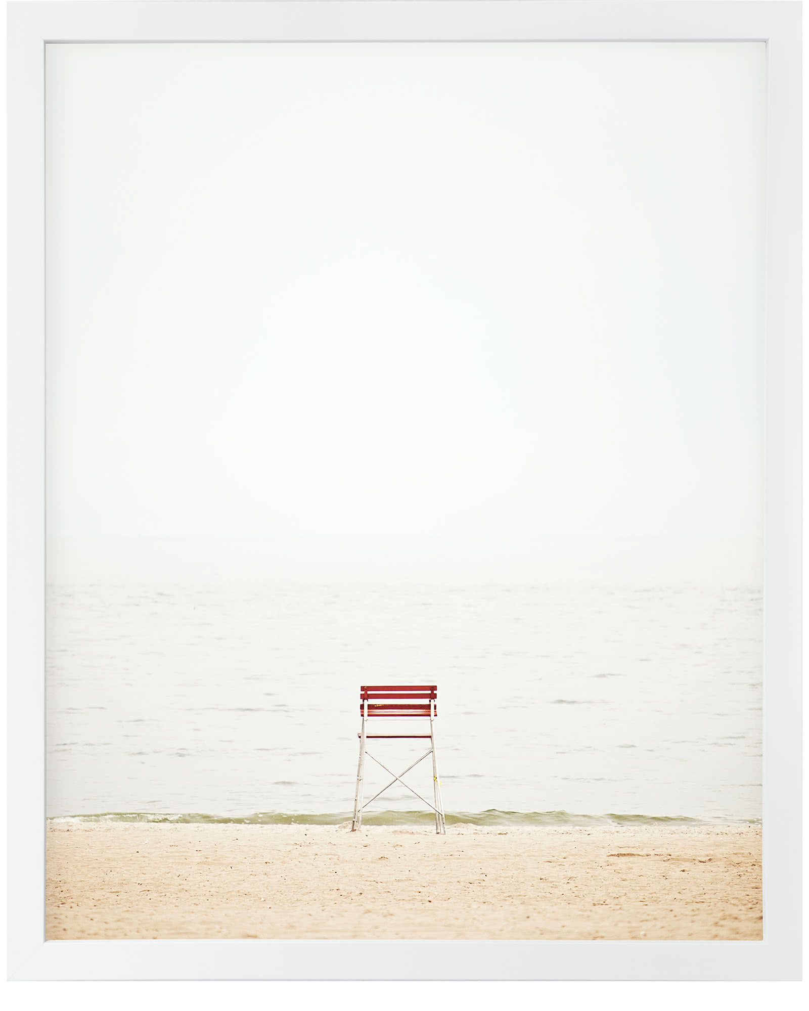 """Empty Seascape"" by Stephanie Sherman,"