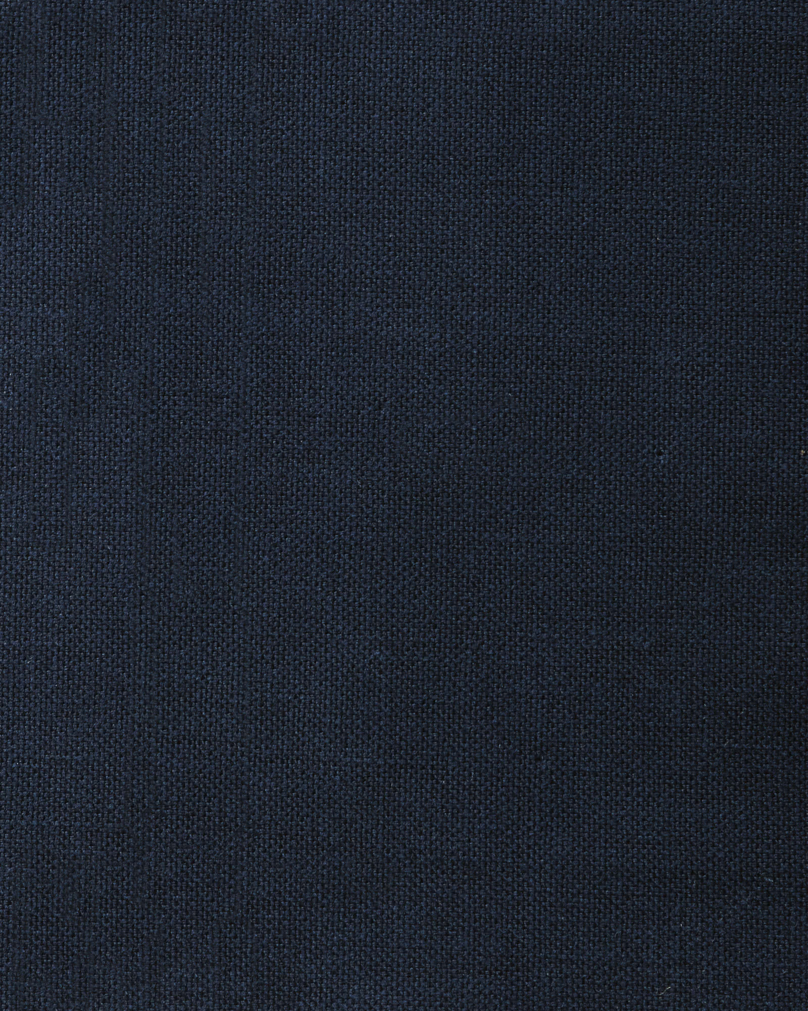 Brushed Cotton Canvas - Navy