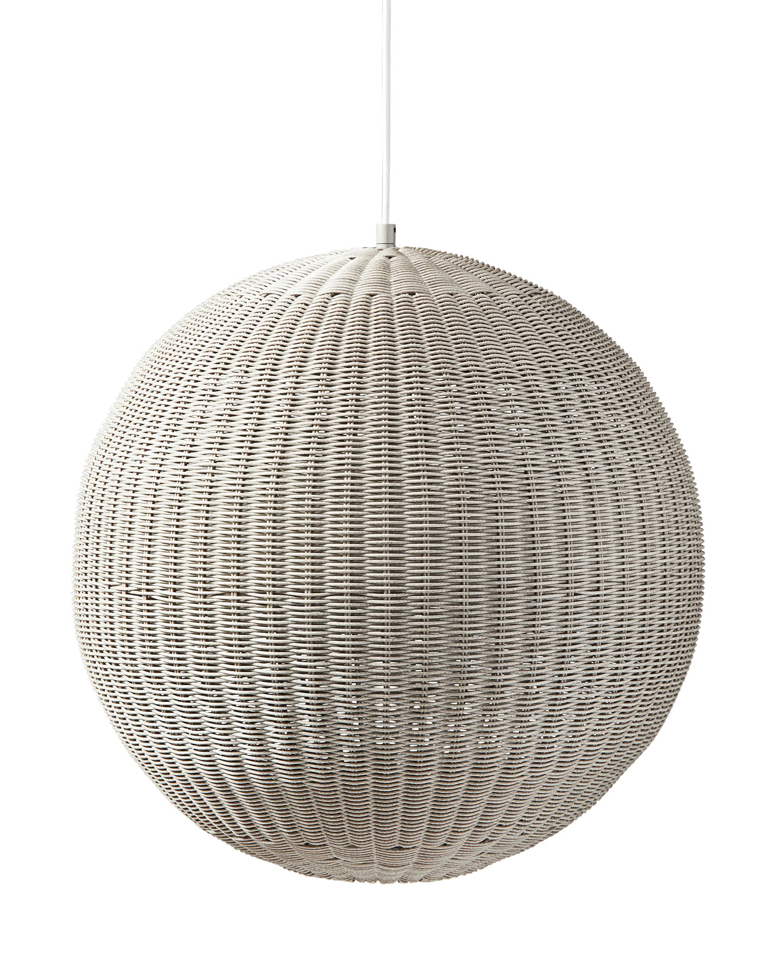 Pacifica Outdoor Pendant, Harbor Grey