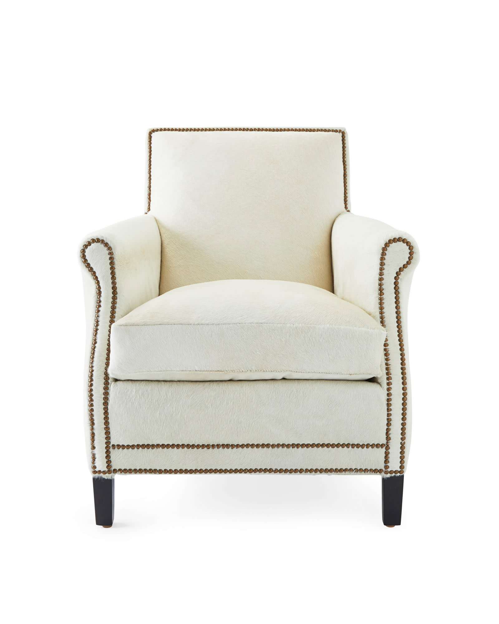 Canyon Chair - Hair on Hide, Ivory