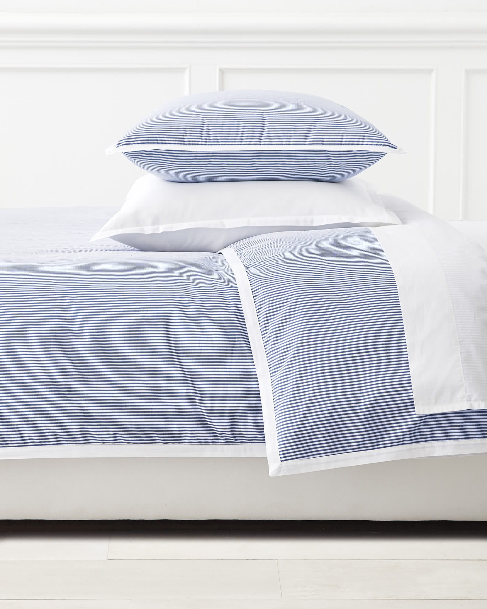Oxford Stripe Duvet Cover,