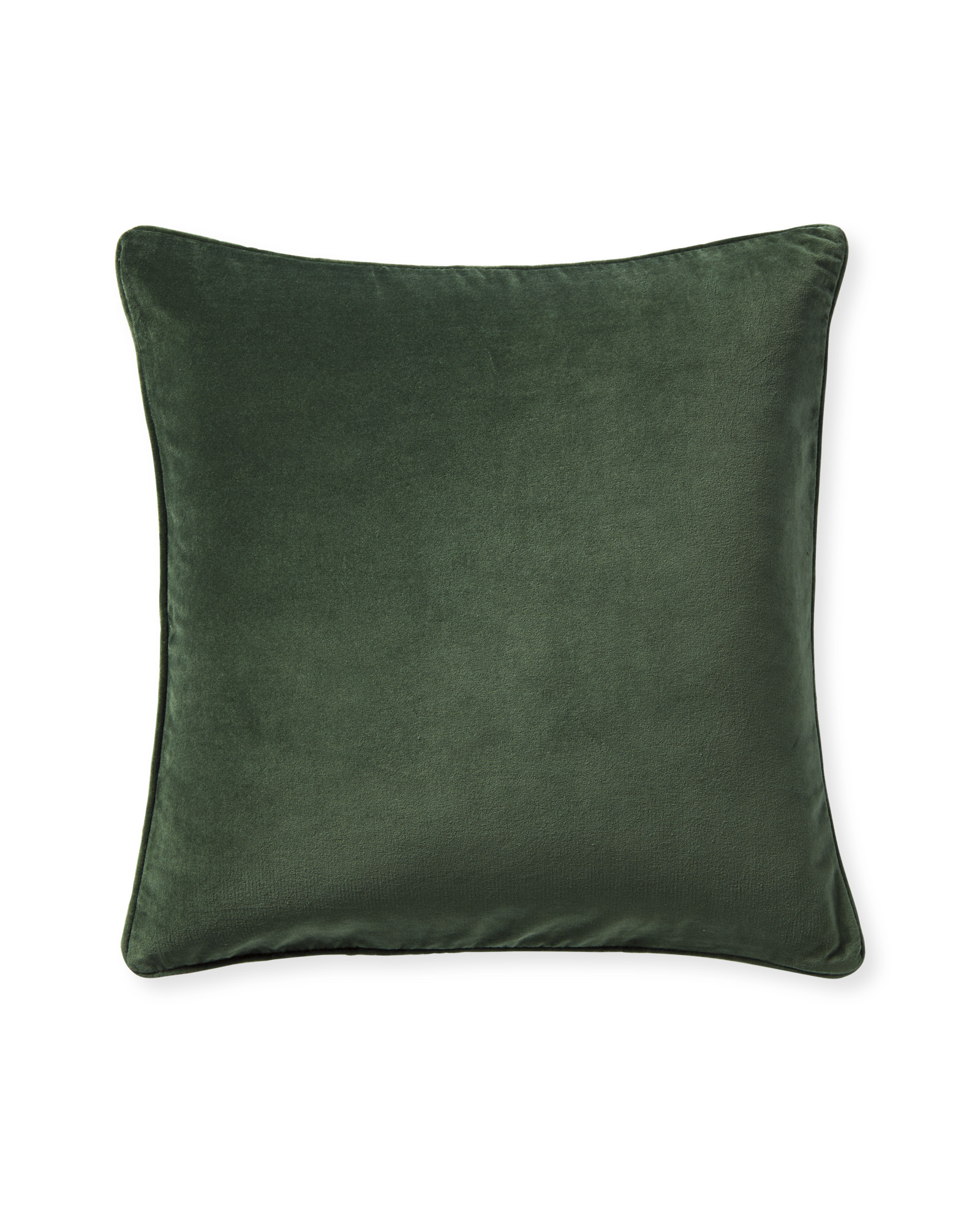 Kingsbury Pillow Cover, Evergreen