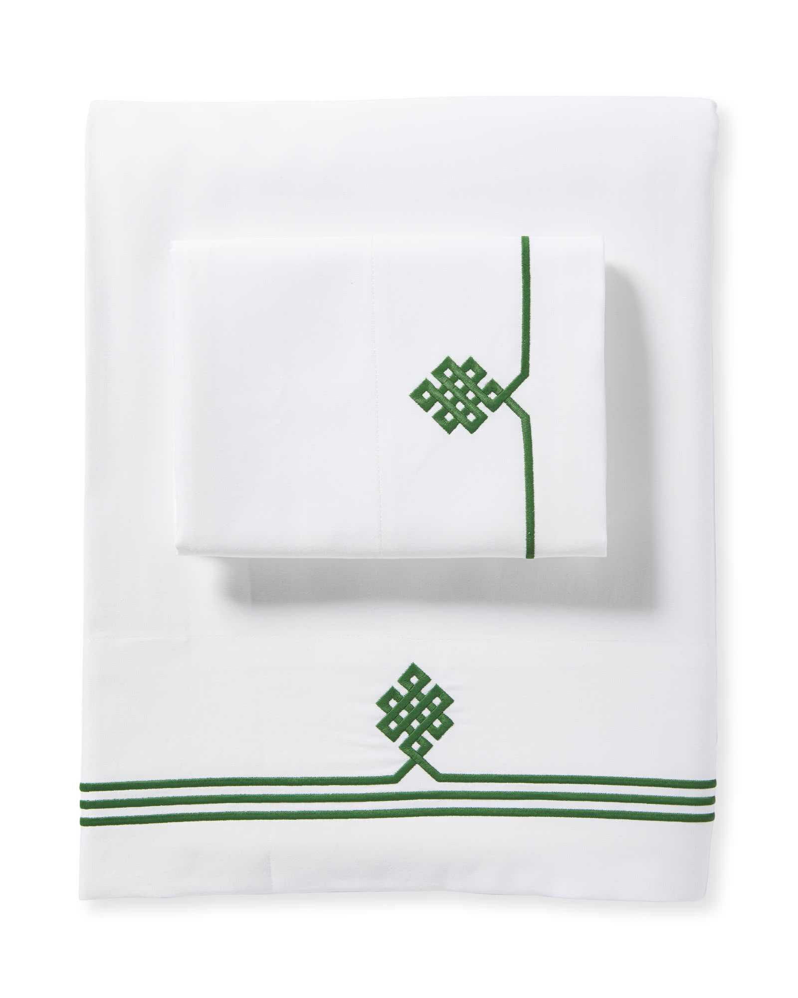 Soho Sheet Set, Moss