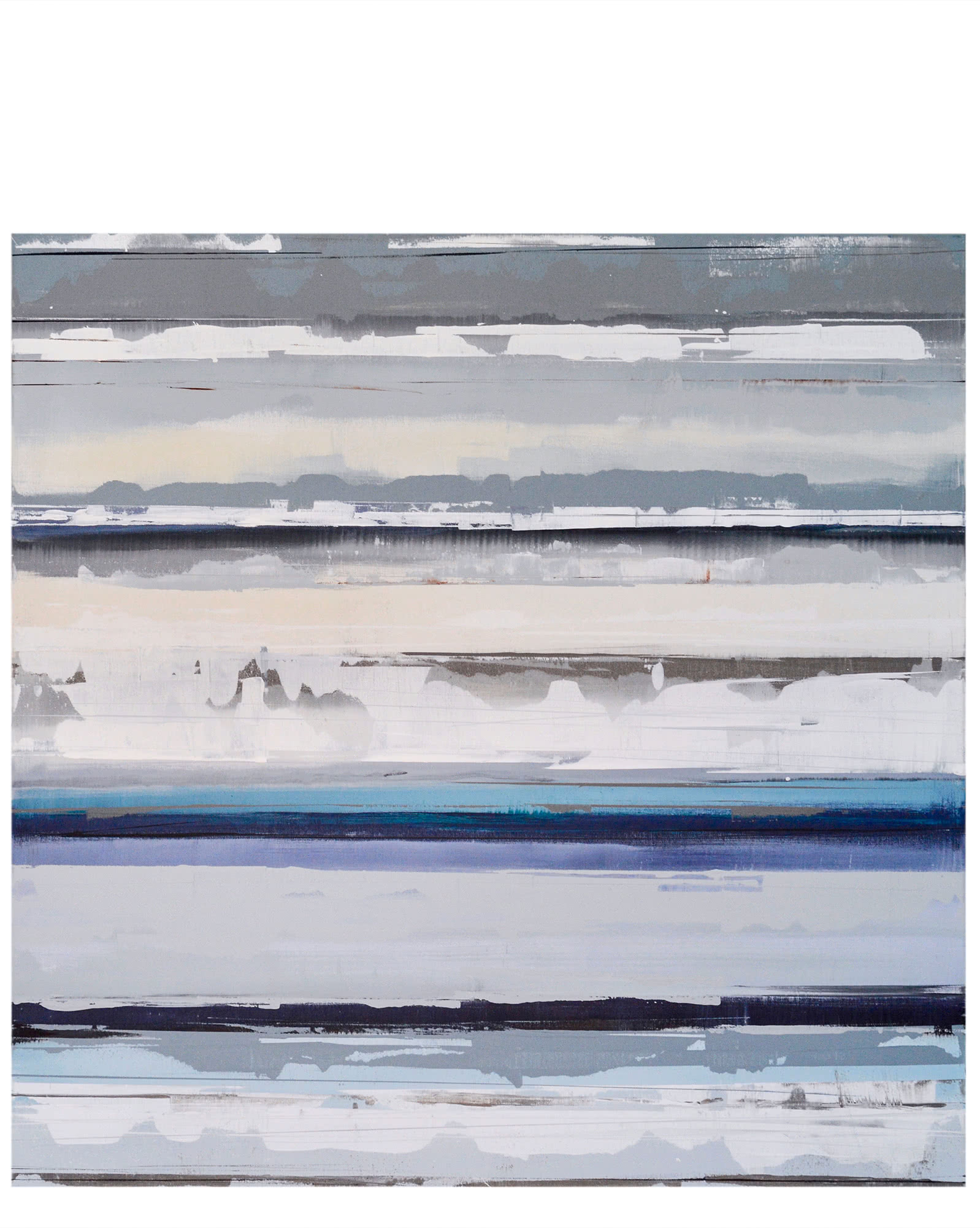 """""""Little Big Lines"""" by Whitney St. Pierre,"""