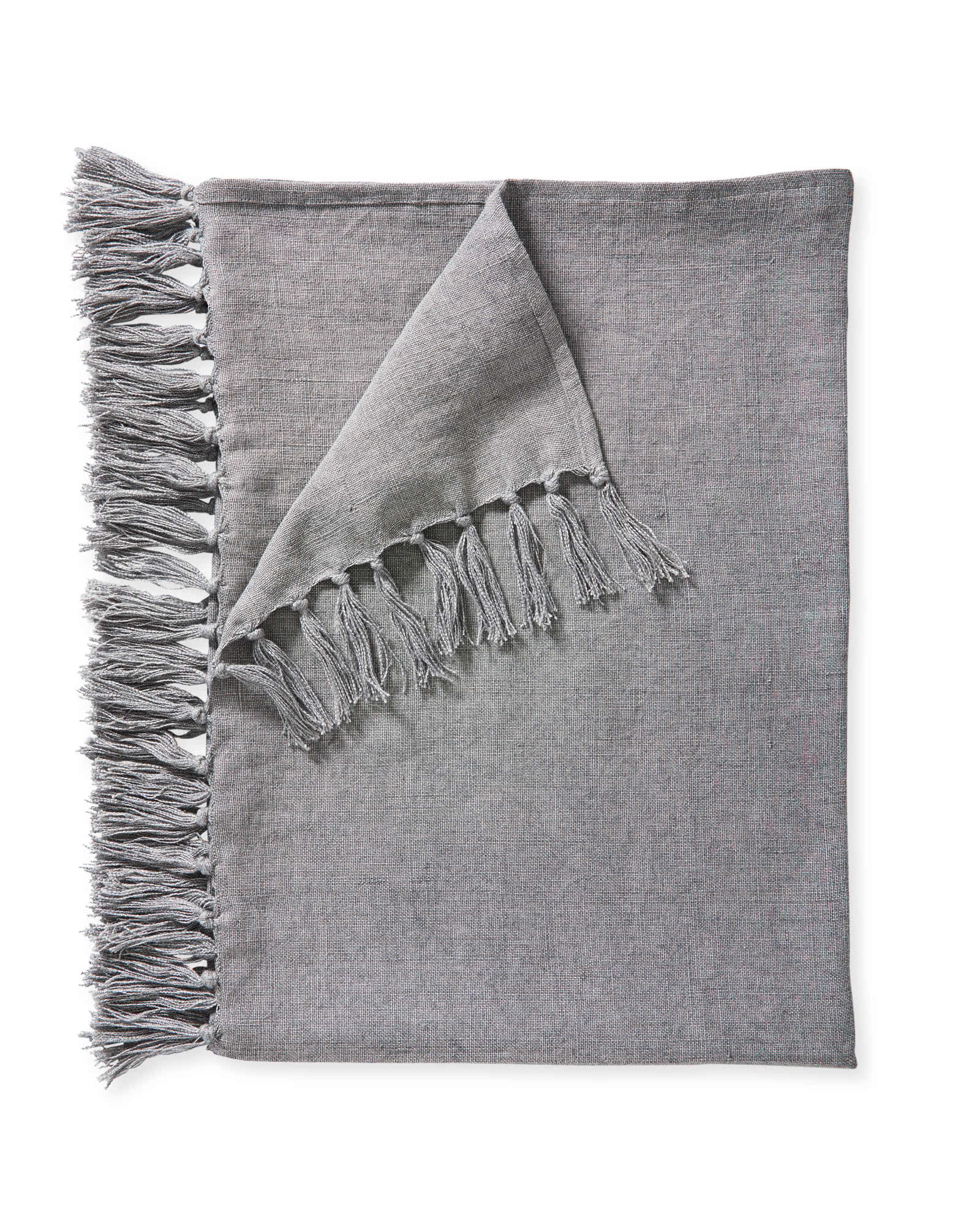 Mendocino Linen Throw