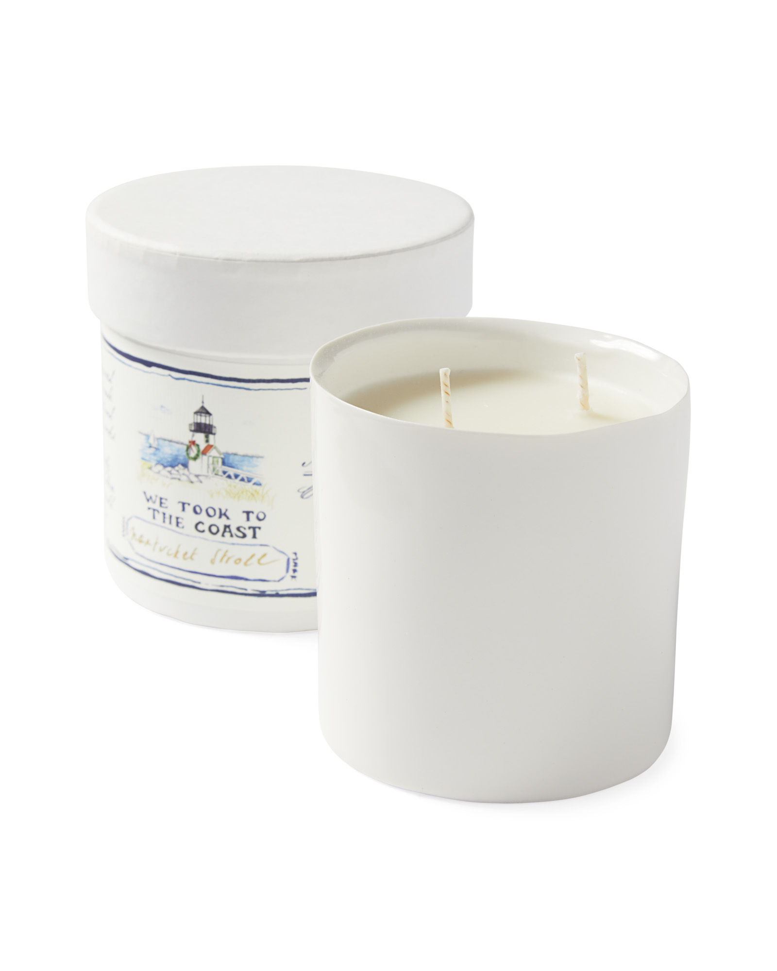 Nantucket Stroll Candle,