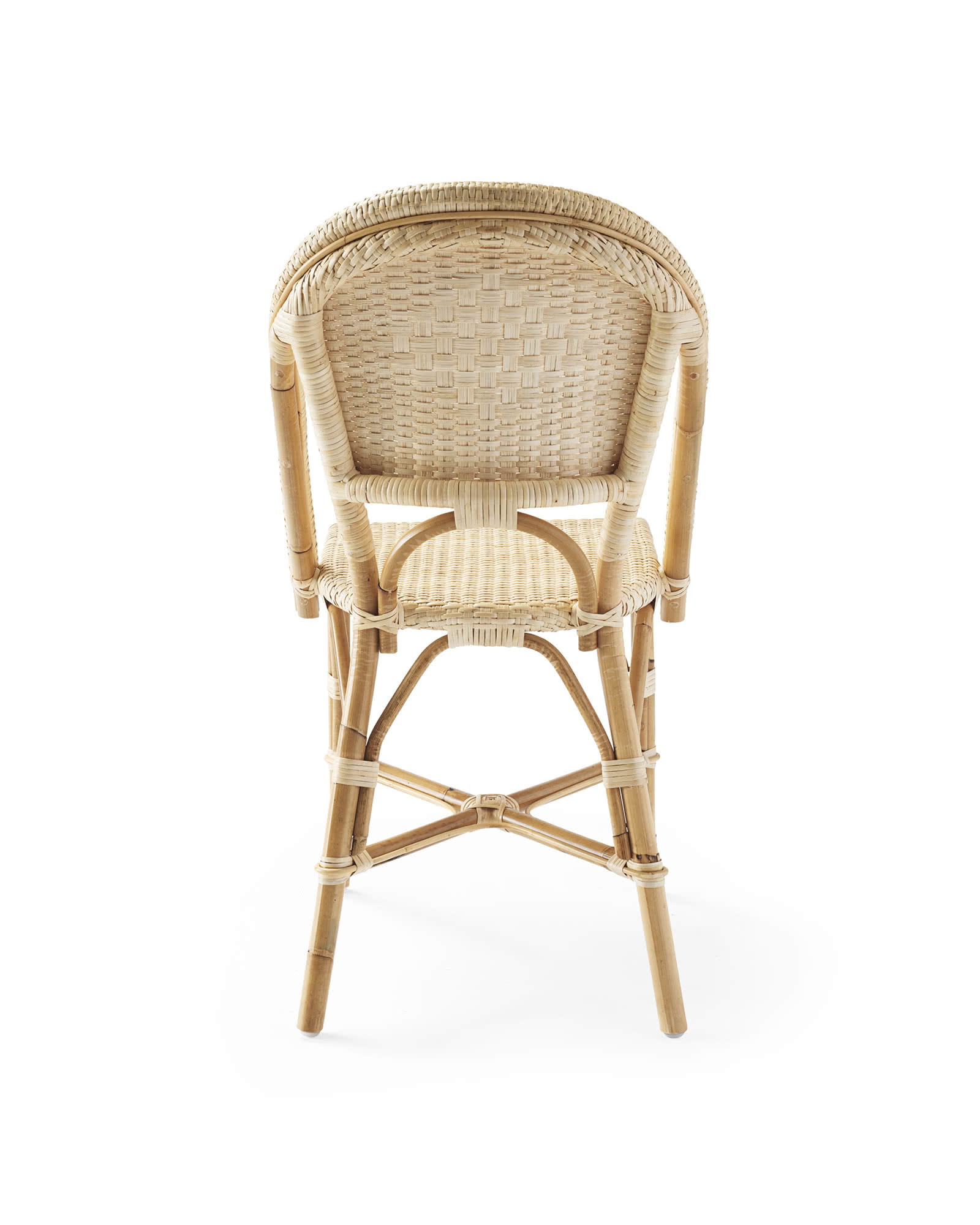Riviera Side Chair - Natural