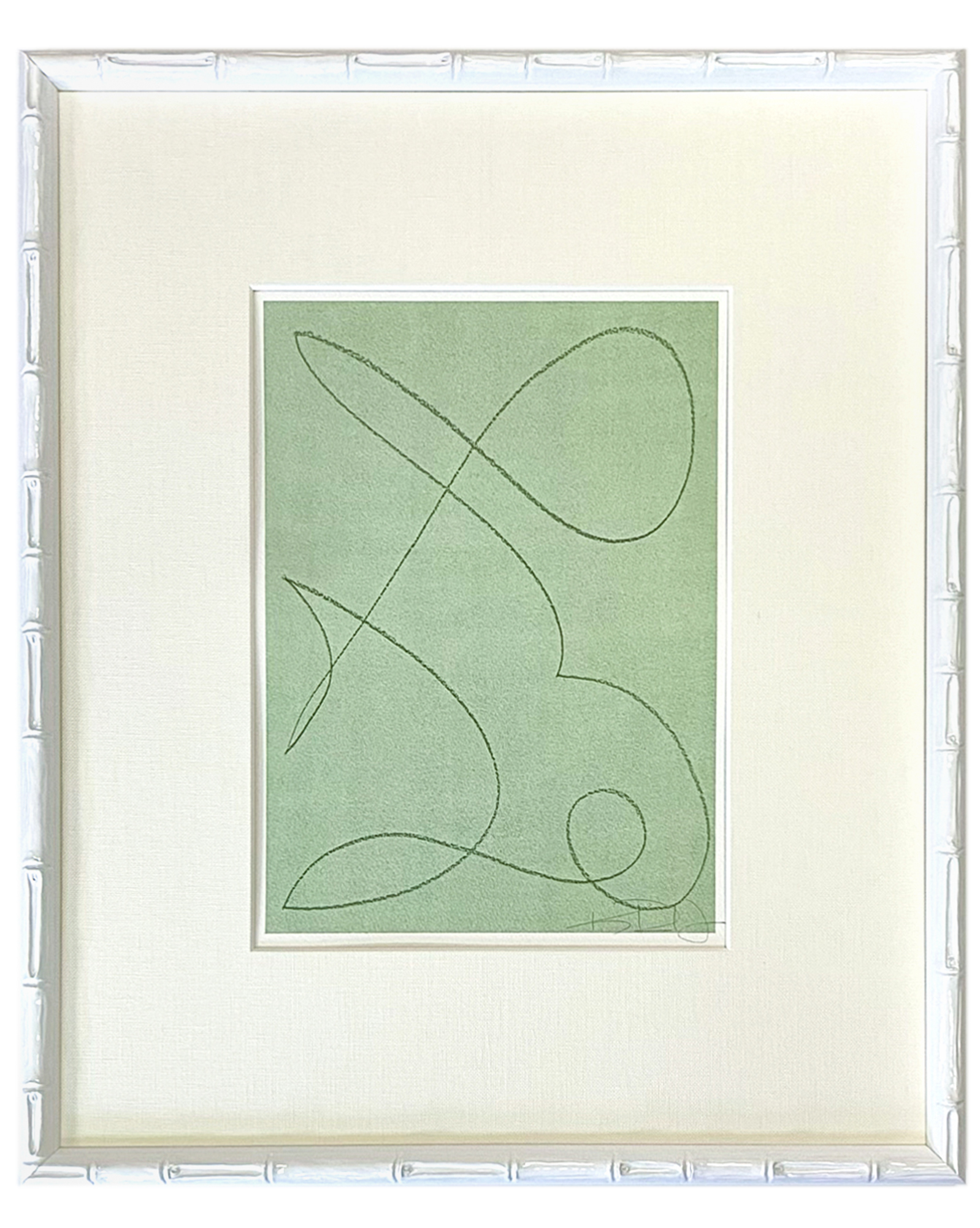 """""""Green Map on Green #2"""" by Kayce Hughes,"""