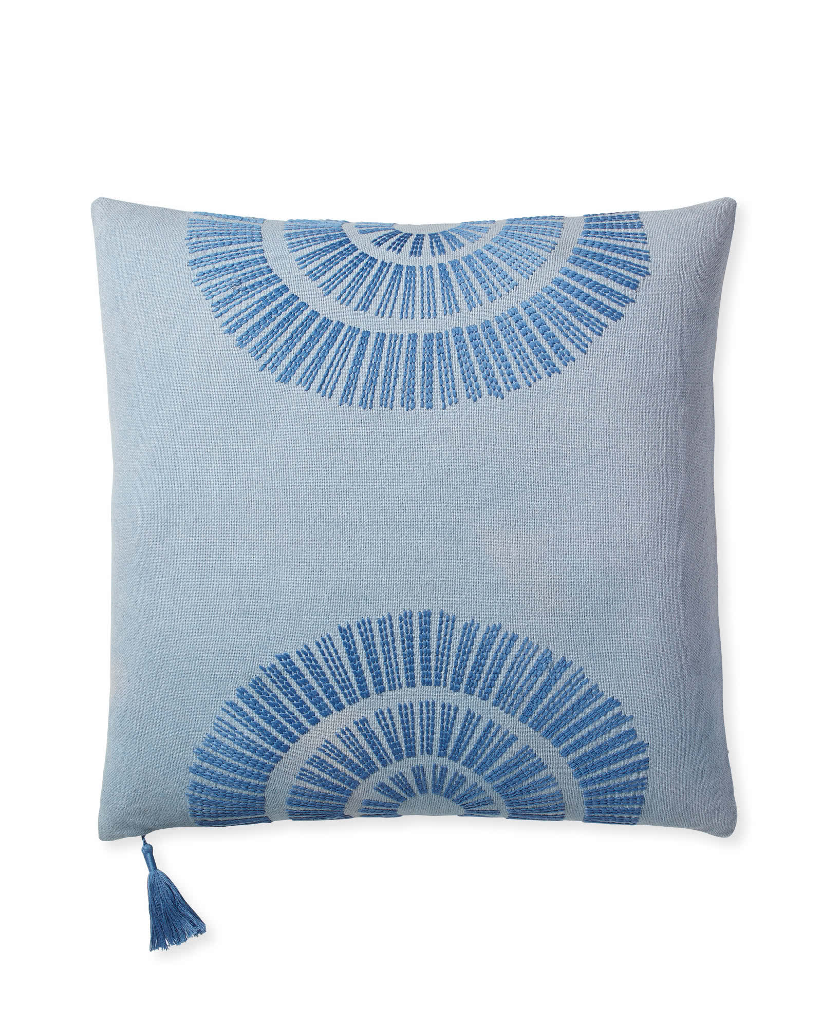 Sunset Pillow Cover, Harbor