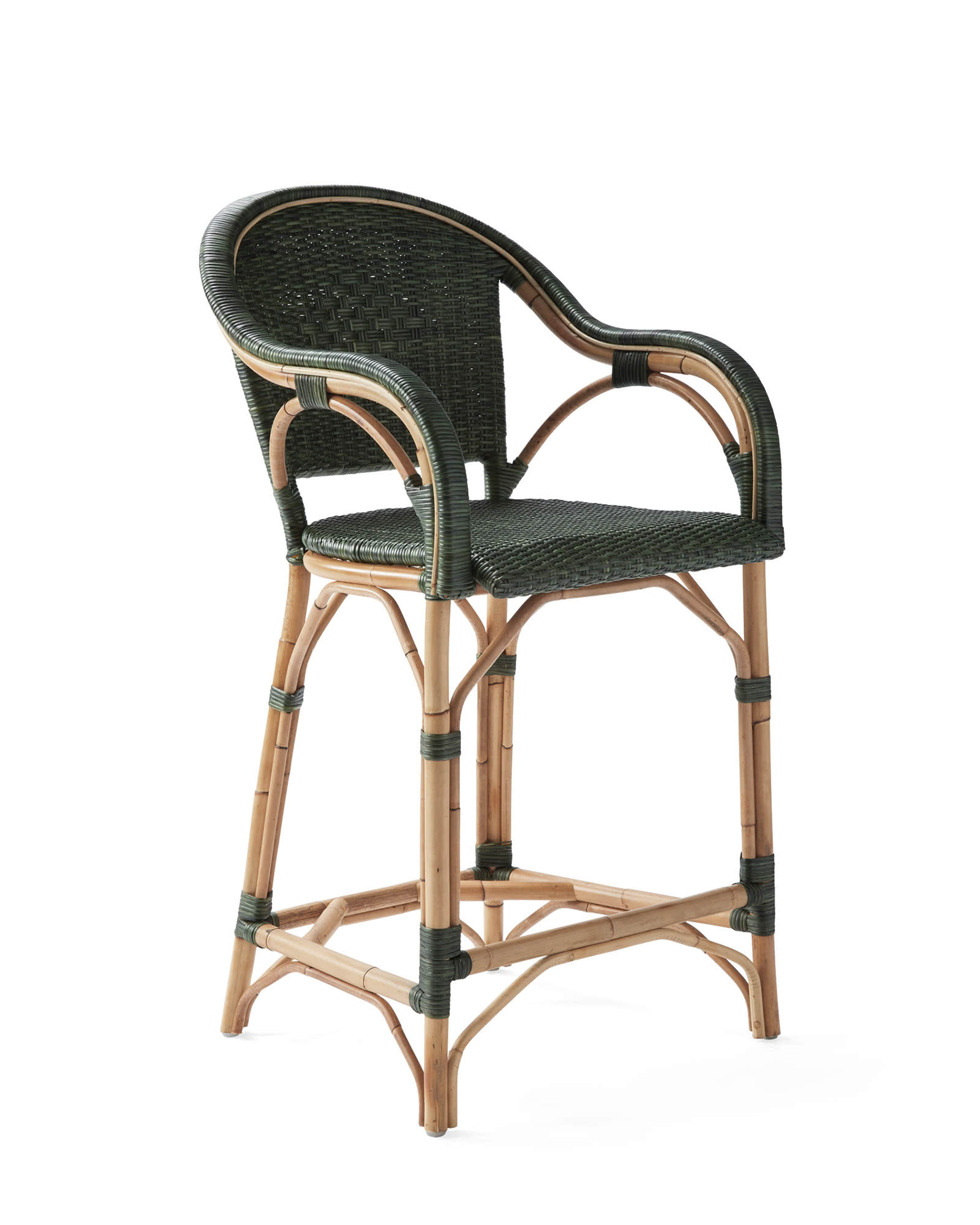 Sunwashed Riviera Classic Counter Stool,