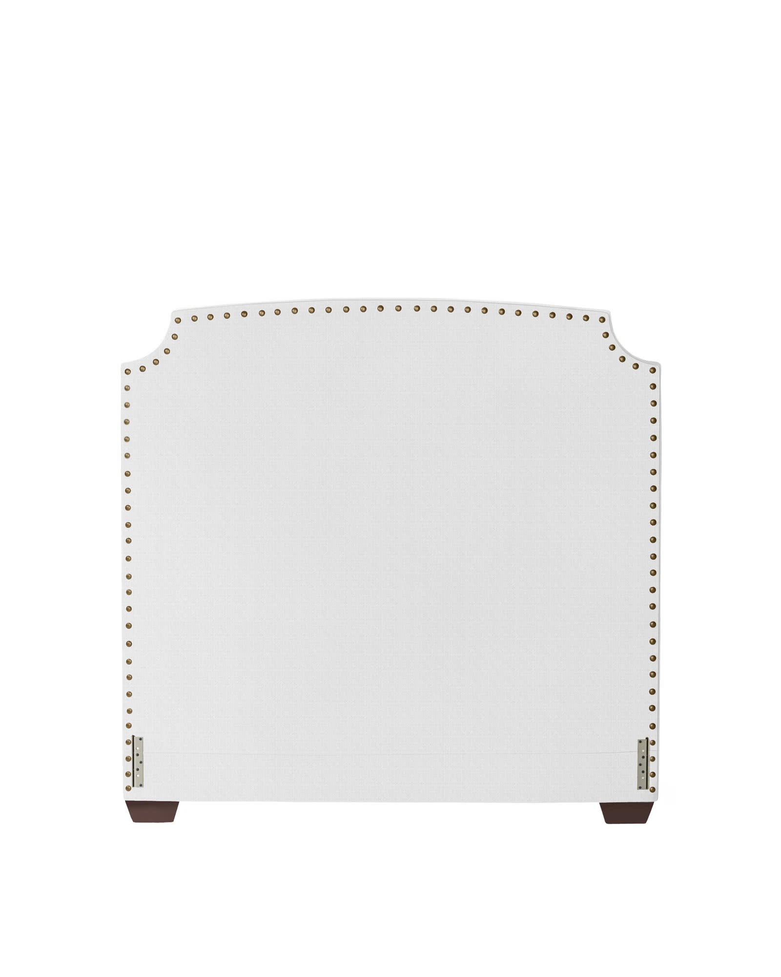 Tall Fillmore Headboard with Nailheads,