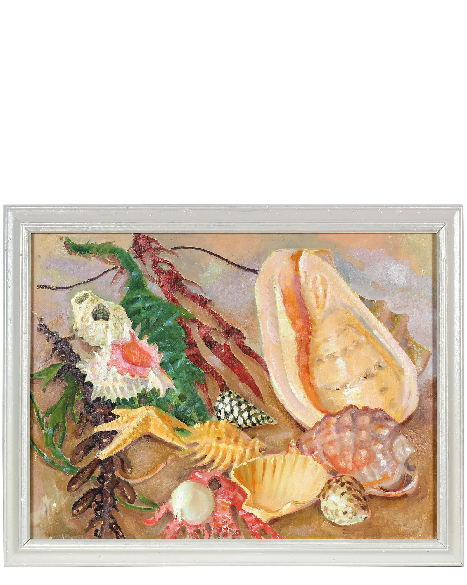 """""""Sea Shells by the Shore"""" by Frederick Pomeroy,"""