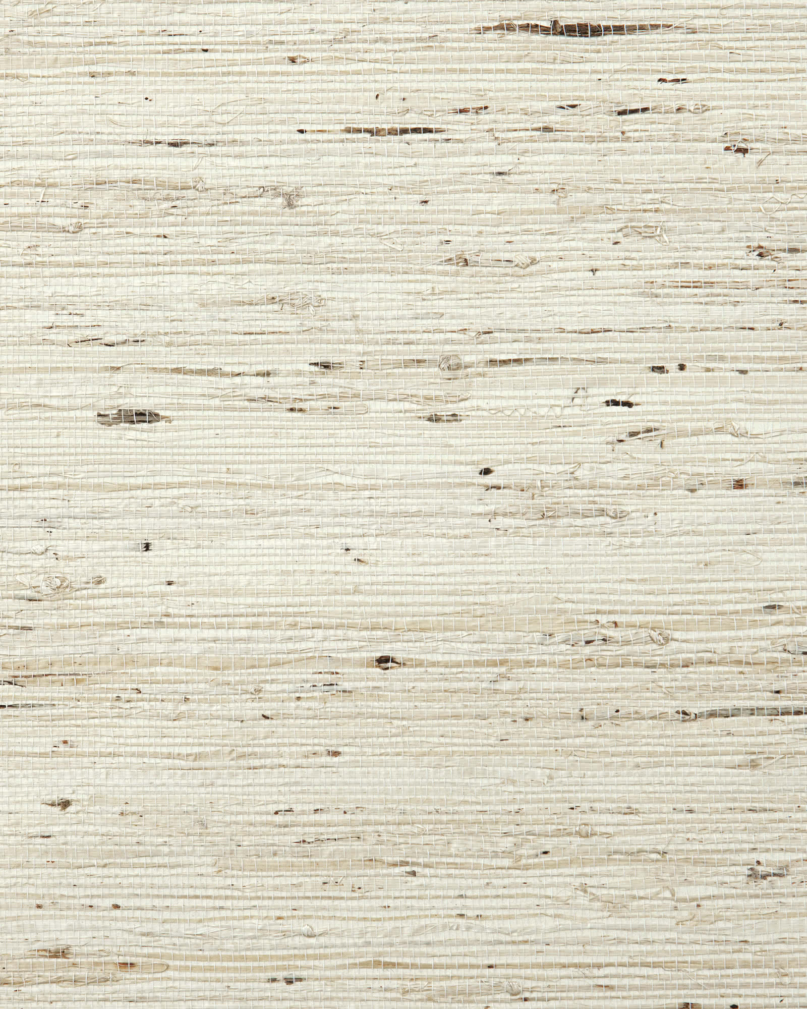 Grasscloth Wallcovering Swatch, Oat