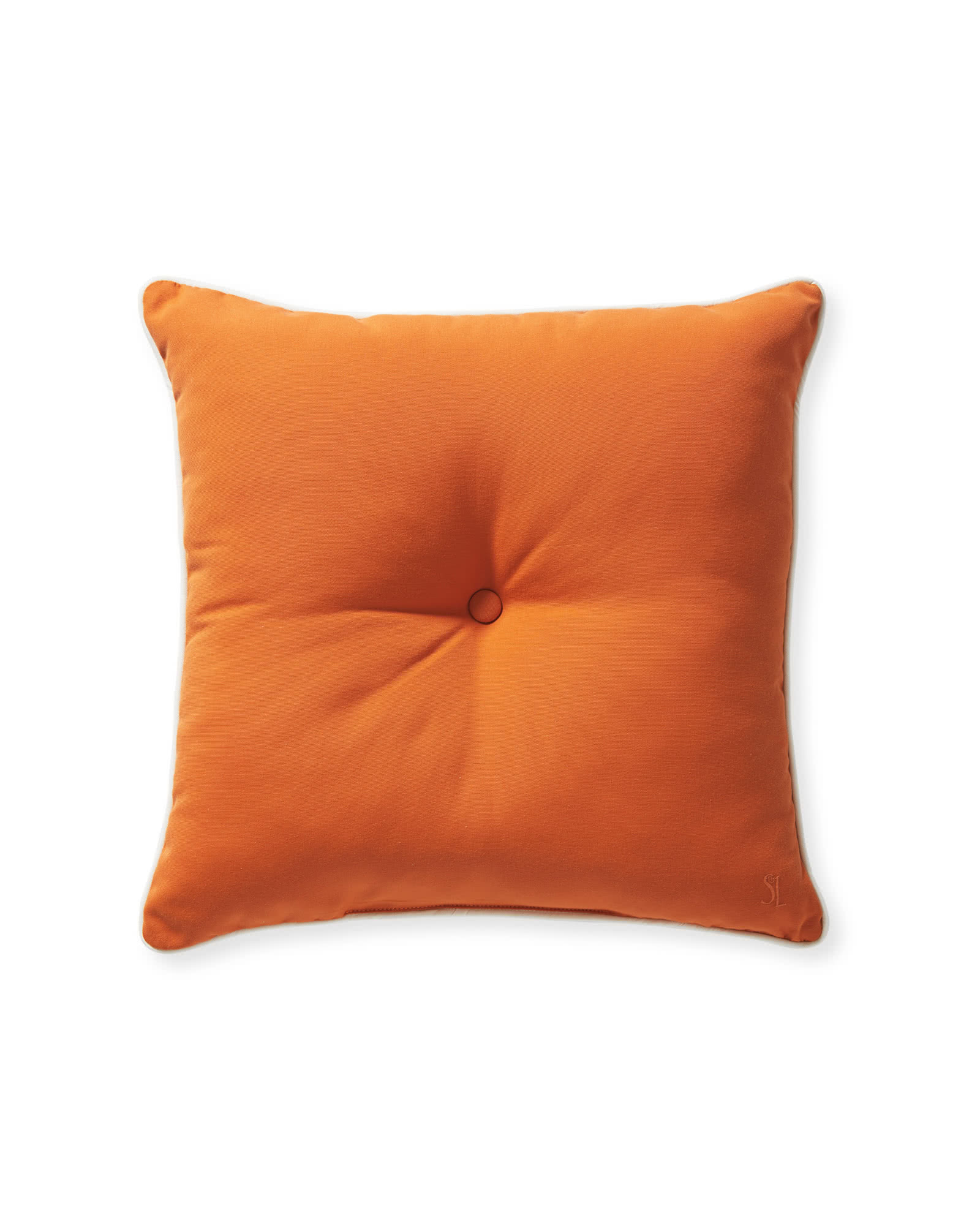 Lido Pillow, Orange