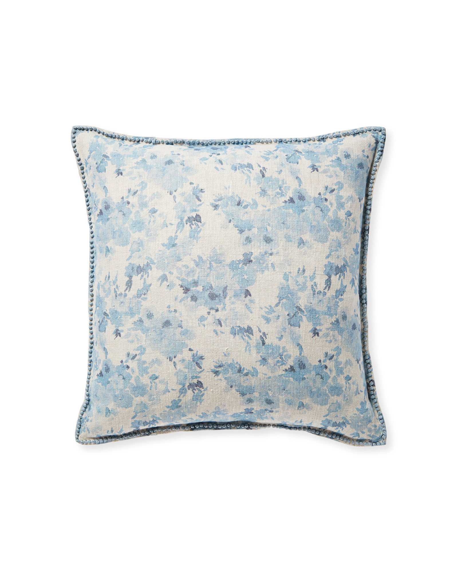 Somerset Pillow Cover, Blue