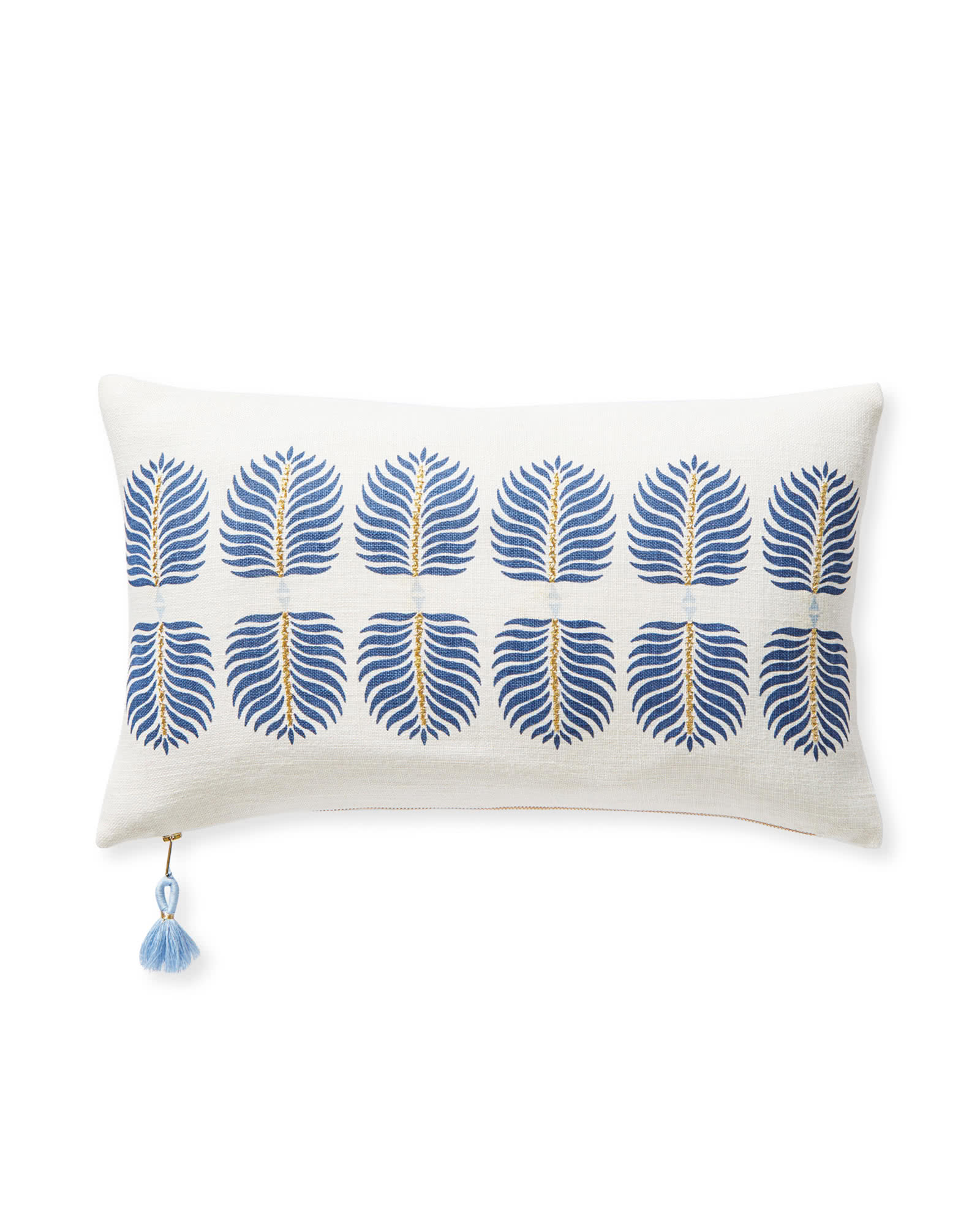 Granada Pillow Cover, Blue